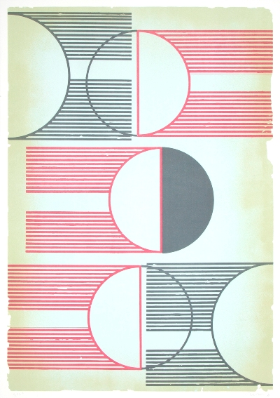 Sunrays 3 | 2019 | Litografia | 100x70 cm | Edição 20