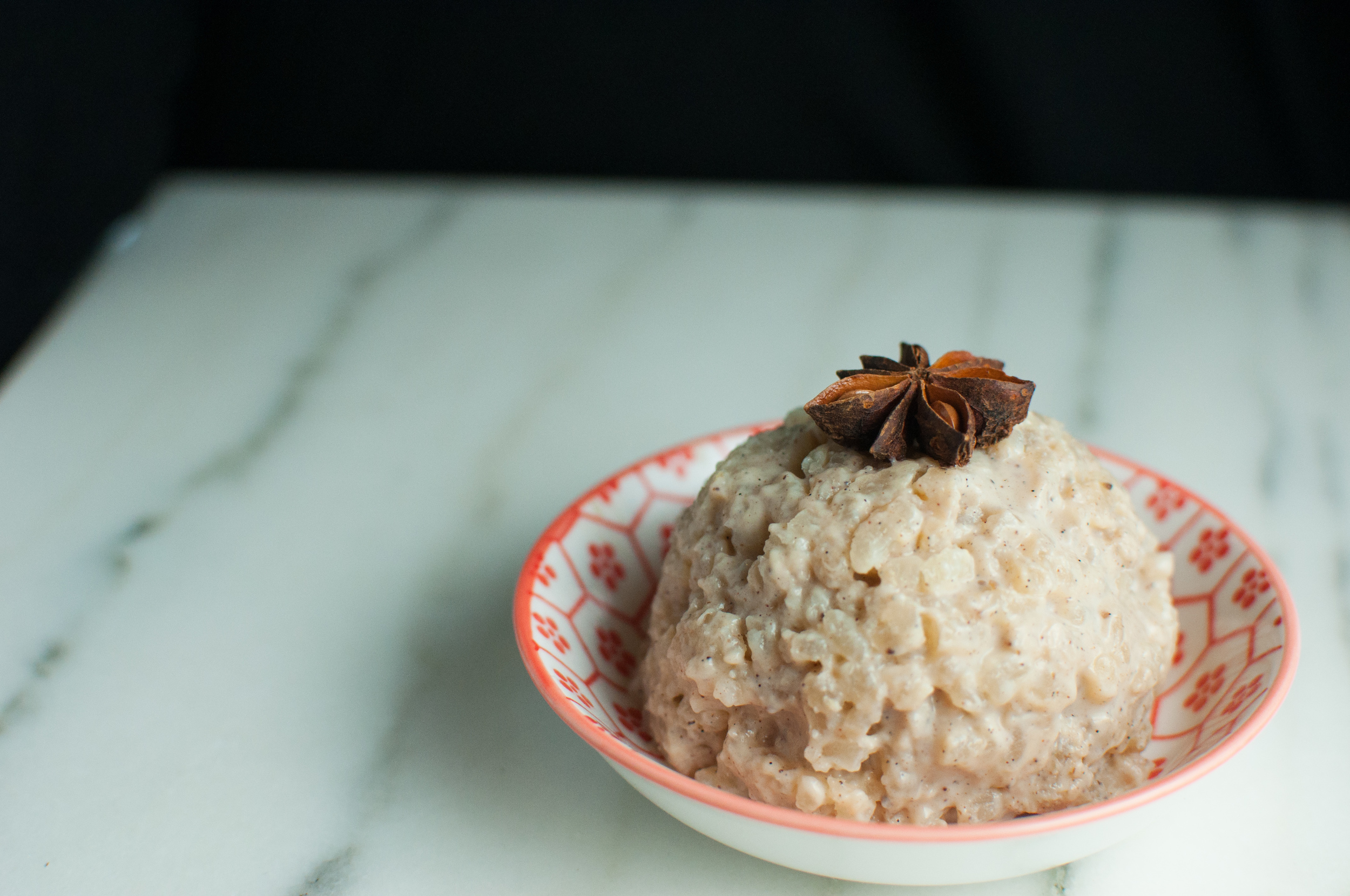Rice Pudding Arborio Rice Star Anise Recipe