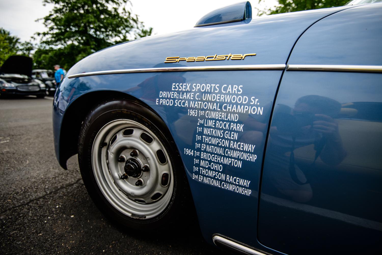 Porsche with pedigree