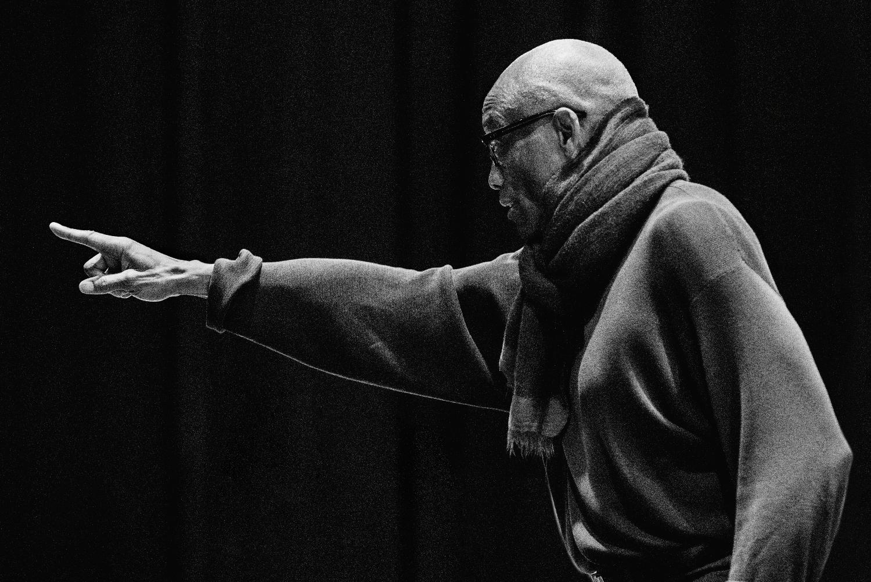 Bill T. Jones -Director, Choreographer & Dramaturg