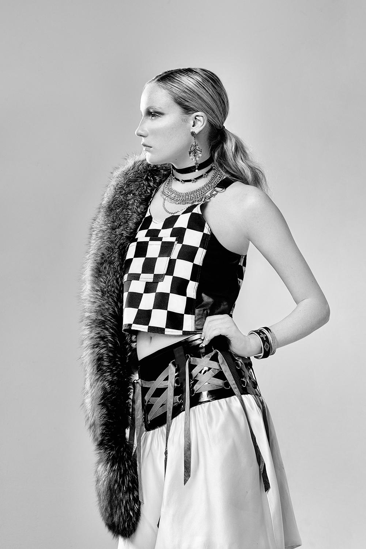 Model: Kay Doyle