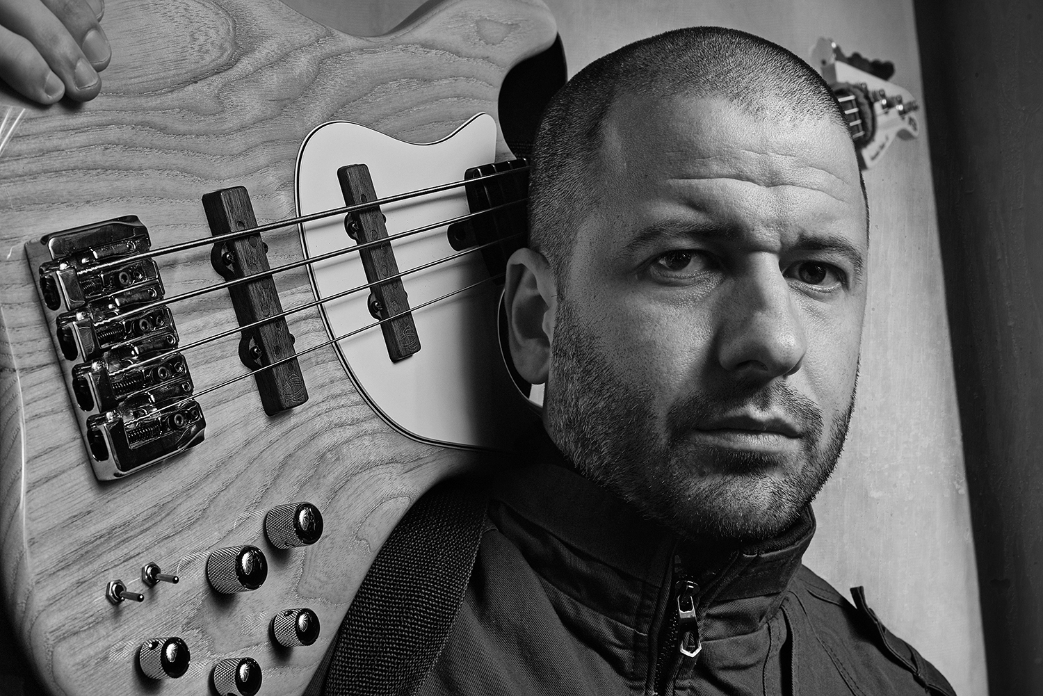Bass by Bossio - A local musician with an international flair…
