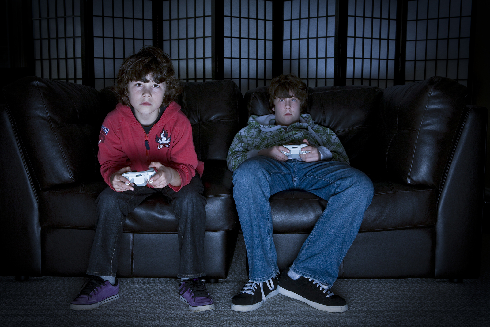 Video Game Addiction in Teenagers