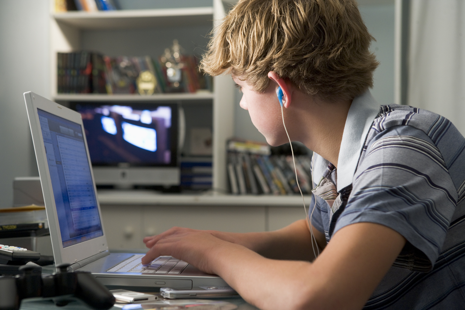 Program for Teen Internet Addiction