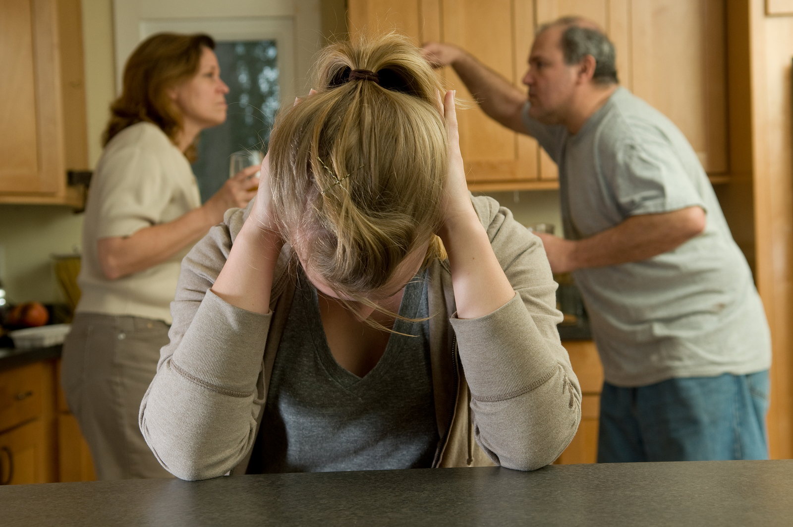 Help for Family Conflict