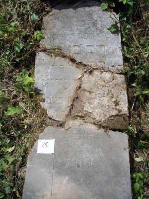 B25, row 2, column 13