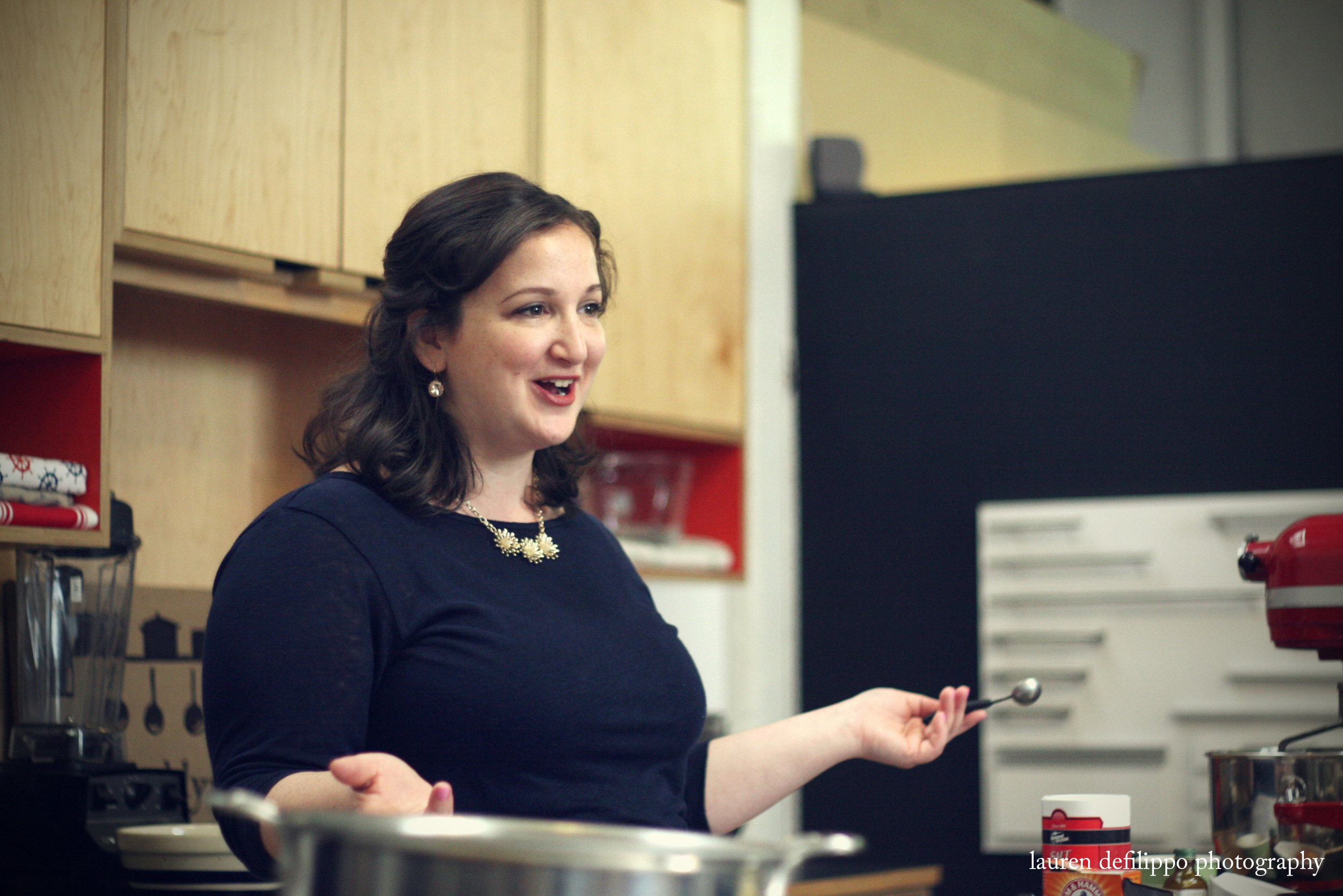 Deb Perelman of Smitten Kitchen