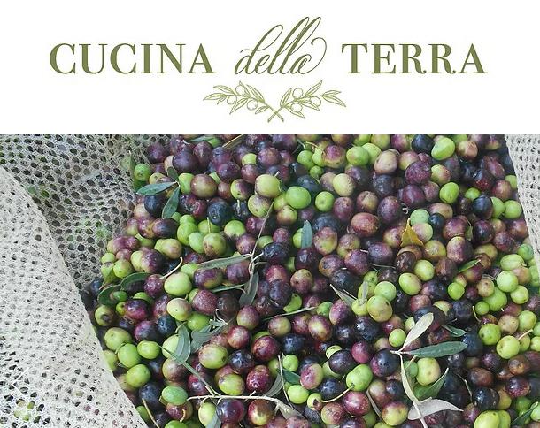 CUCINA DELLA TERRA // WEBSITE COPY