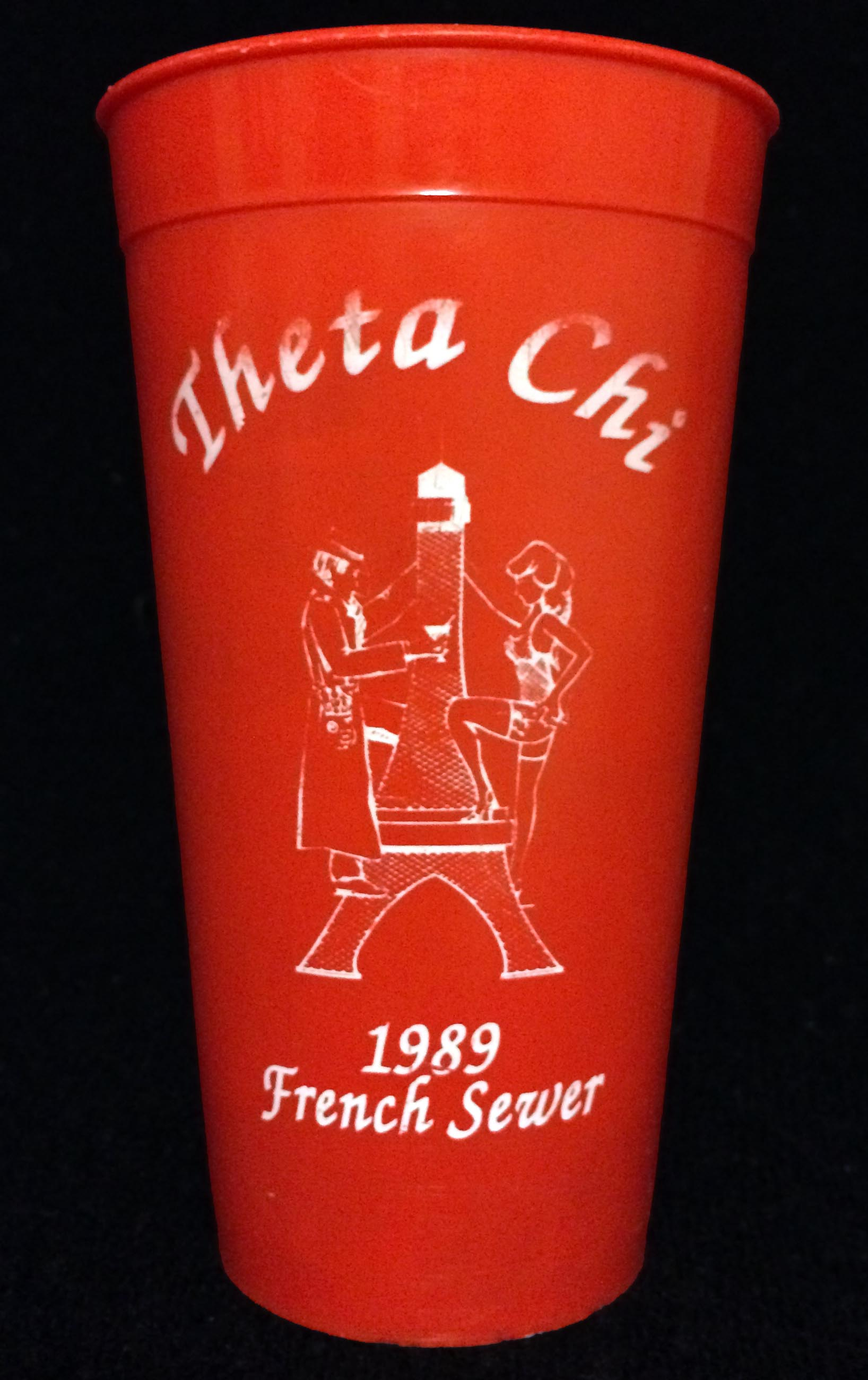 French Sewer Cup - 1989