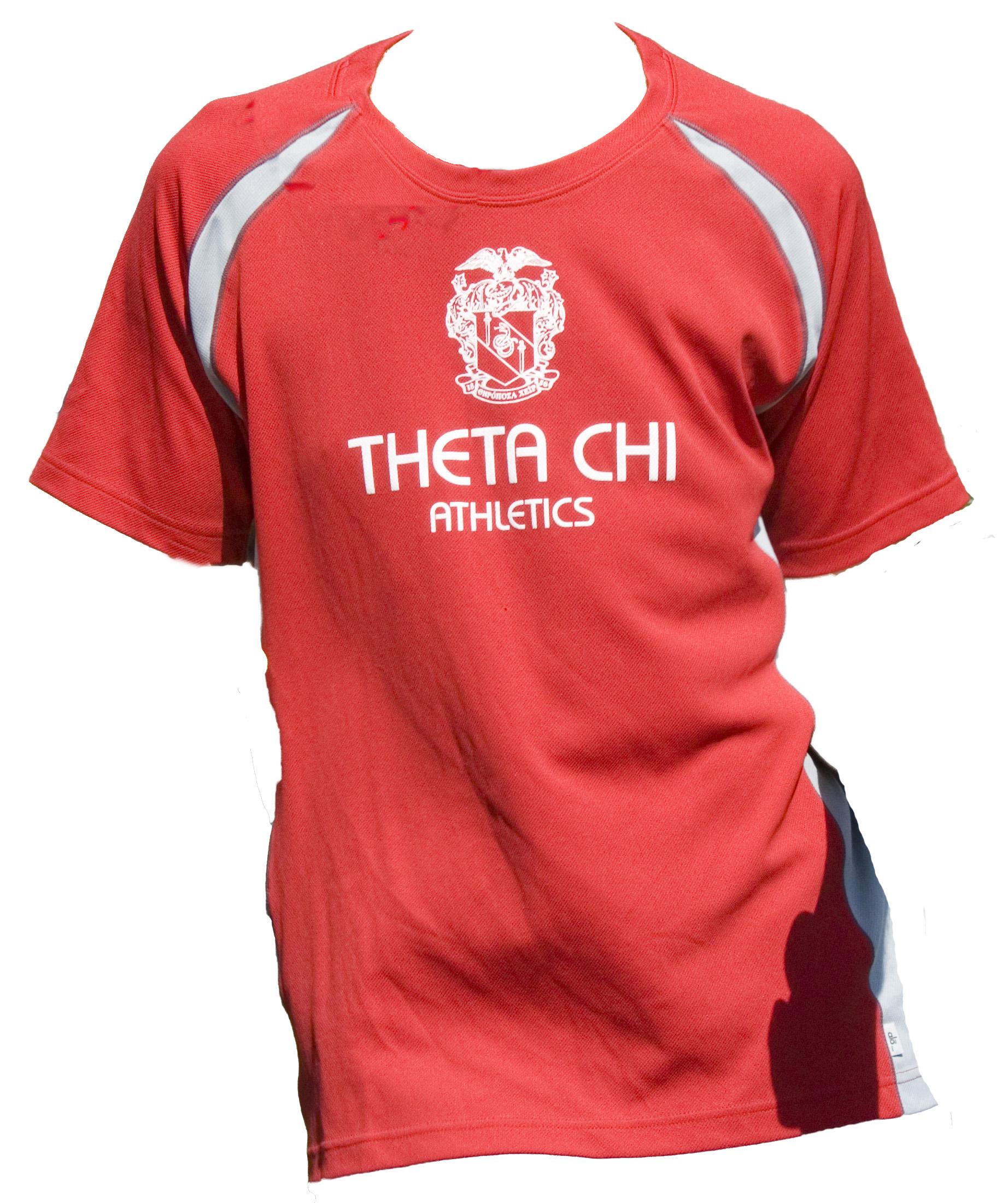 2008 Theta Chi Athletics Shirt