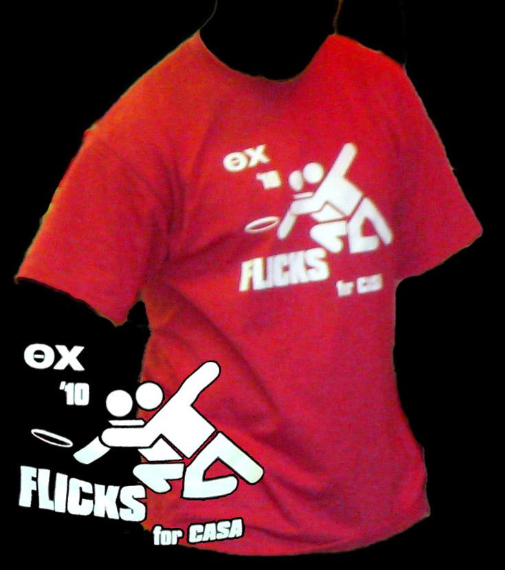 2010 FLICKS Shirt