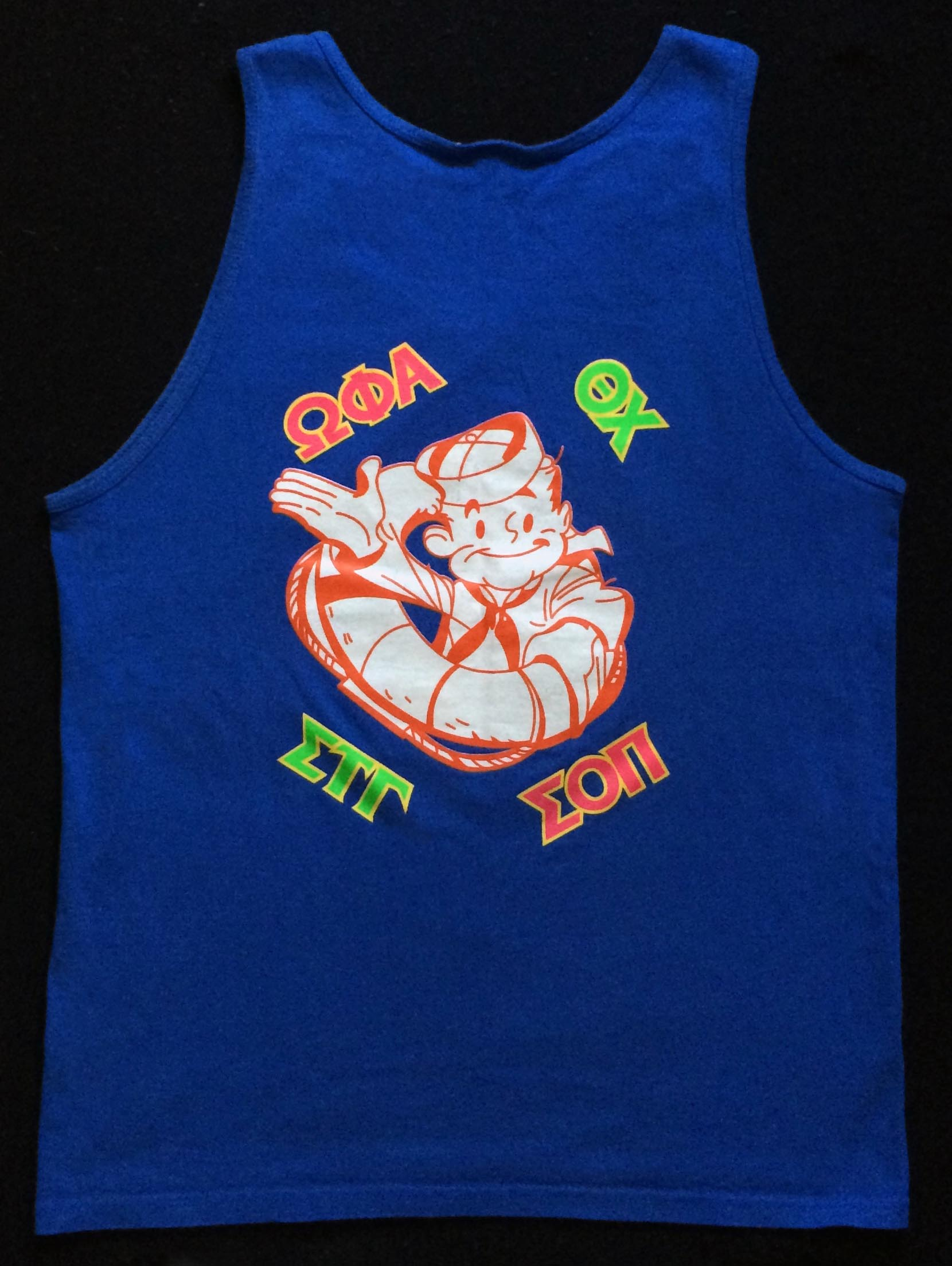 2012 Greek Week T-Shirt (Back) - May 2012