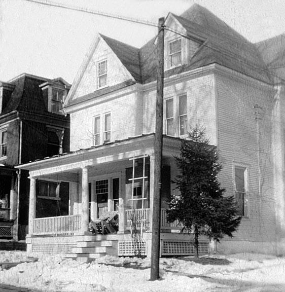 Lincoln Hall, 1940's