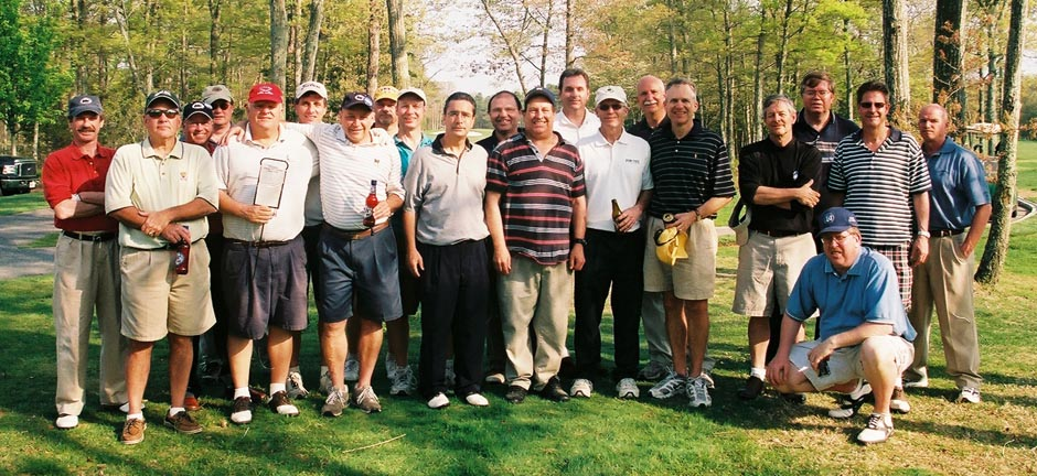 At the 2008 Open, including Ken Oeschger who entered Chapter Eternal last month.
