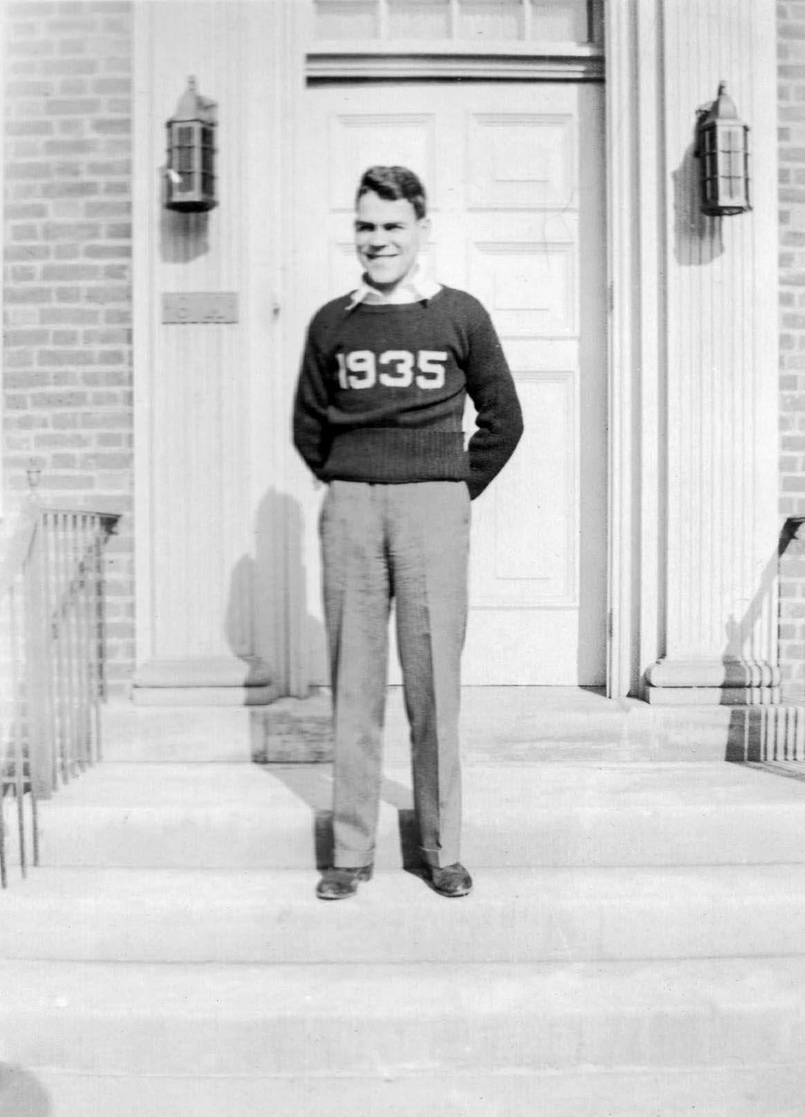 Joseph S. Alexander 1935