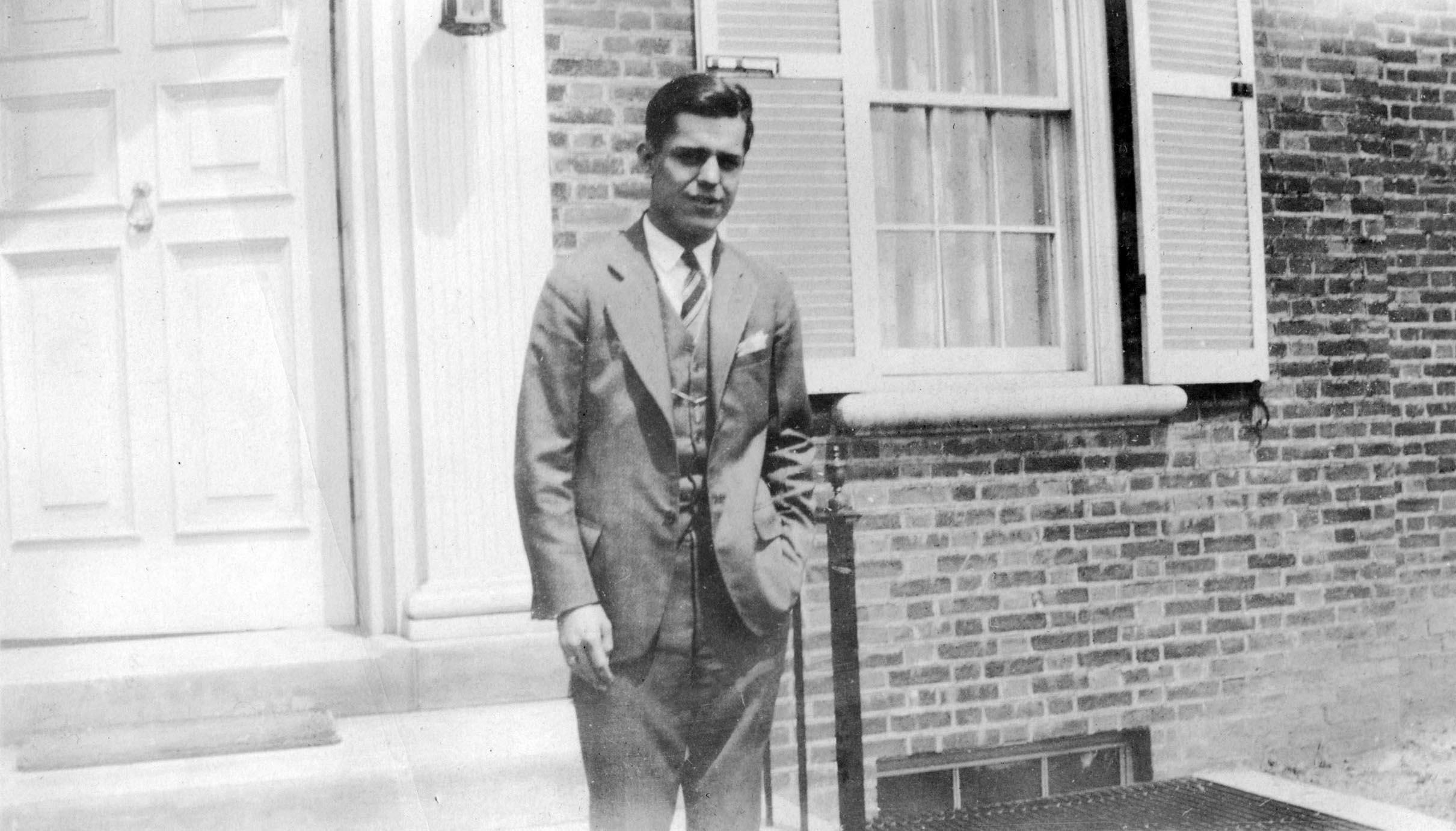 F. Fawkner Acker Jr. 1937