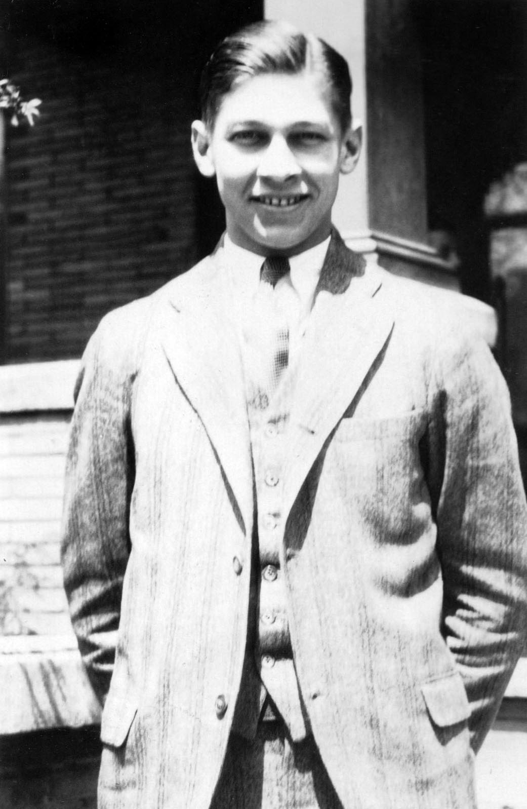 Charles H. Anderson 1931