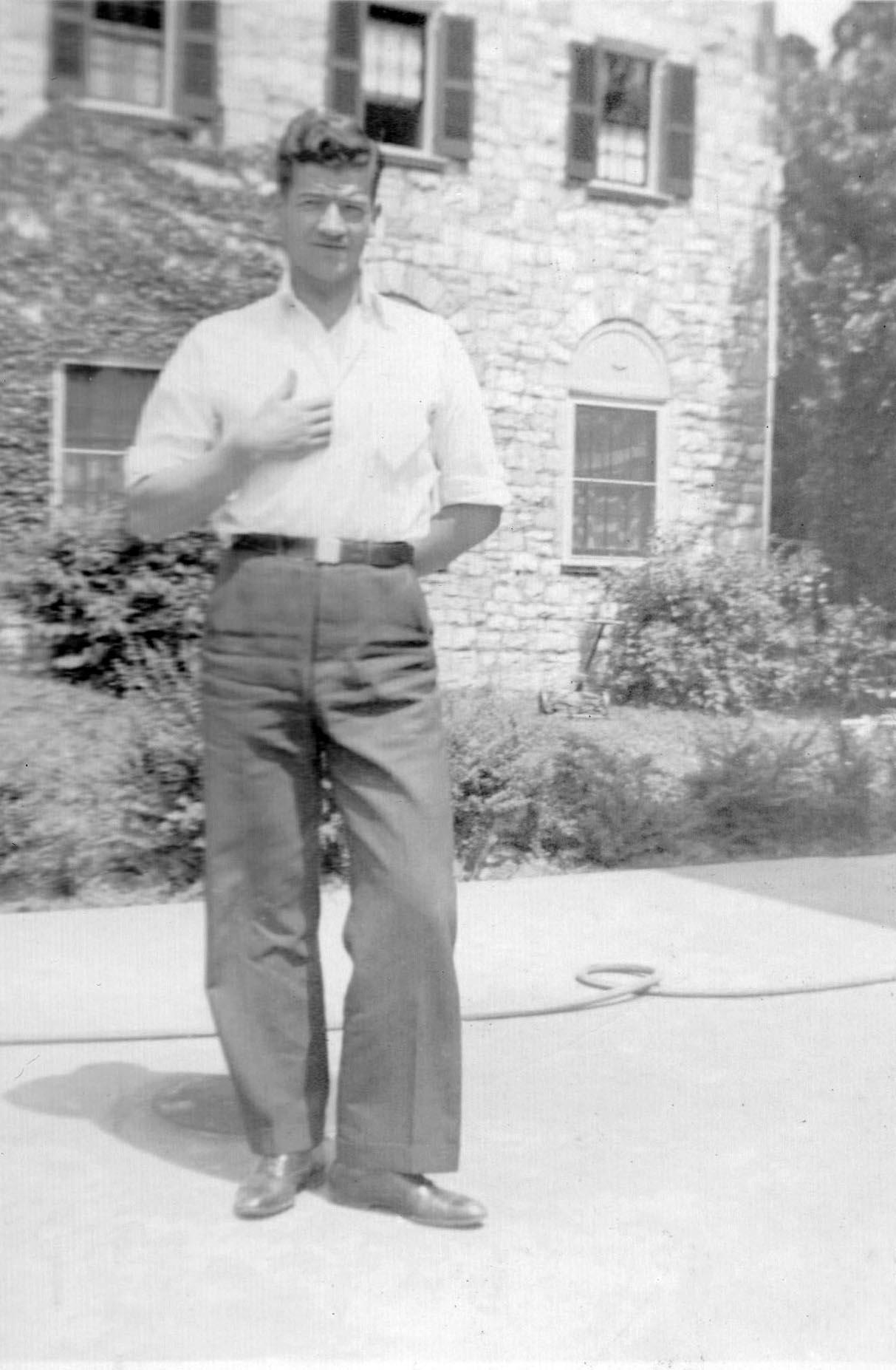 Robert K. Asplund 1934