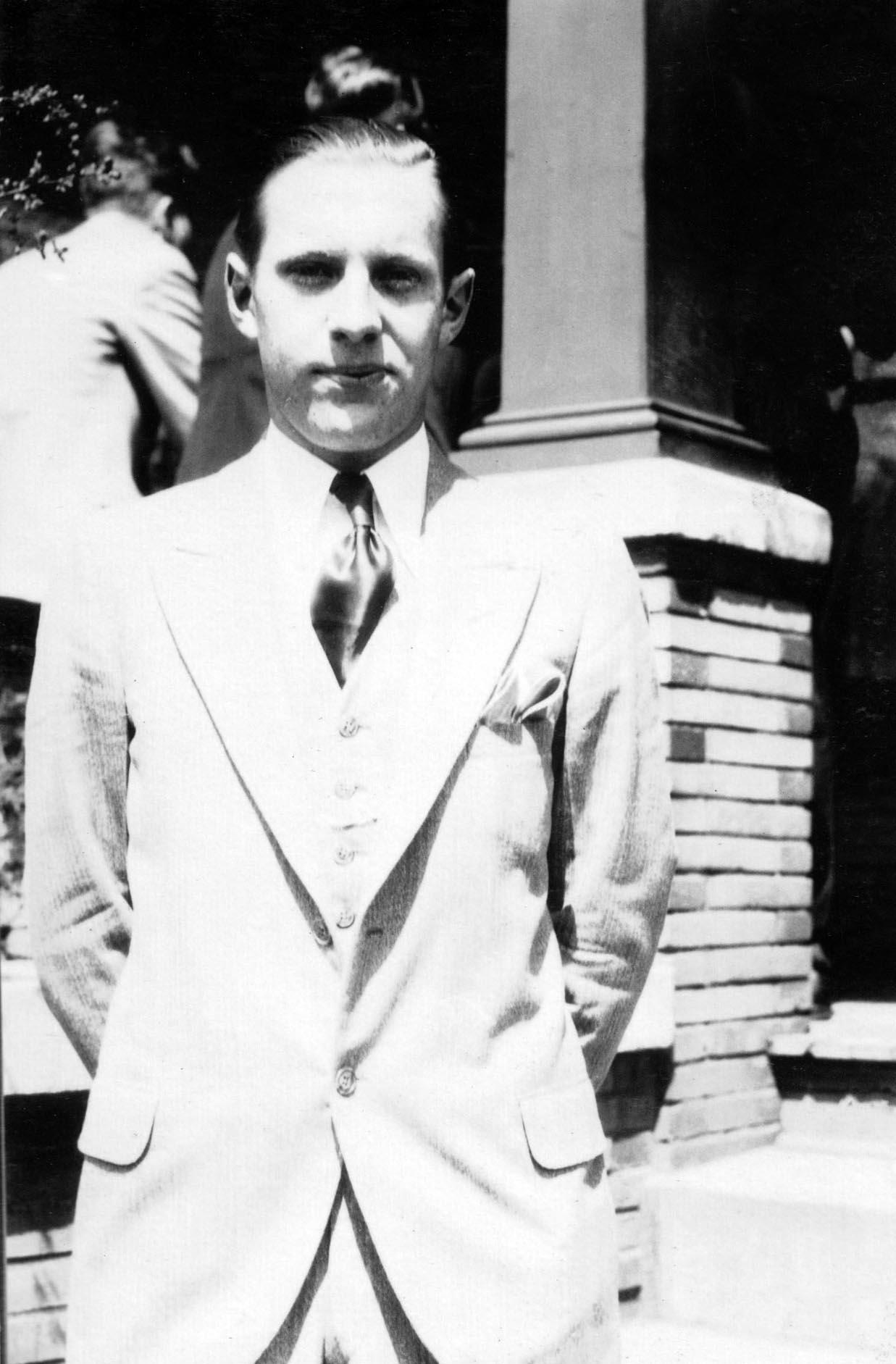 Jack L. Carson 1932
