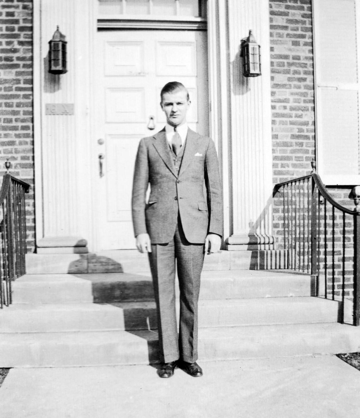 Walter A. Coates 1934