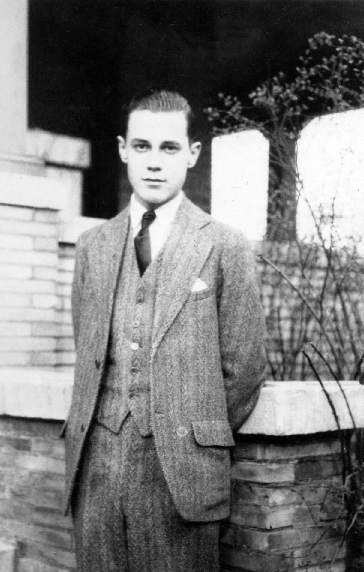 Benjamin J. Conard 1932
