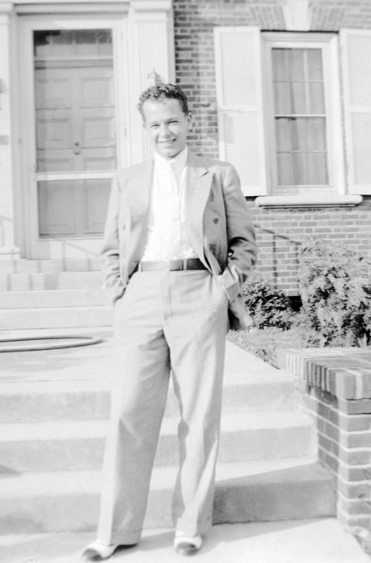 Robert Cox 1937
