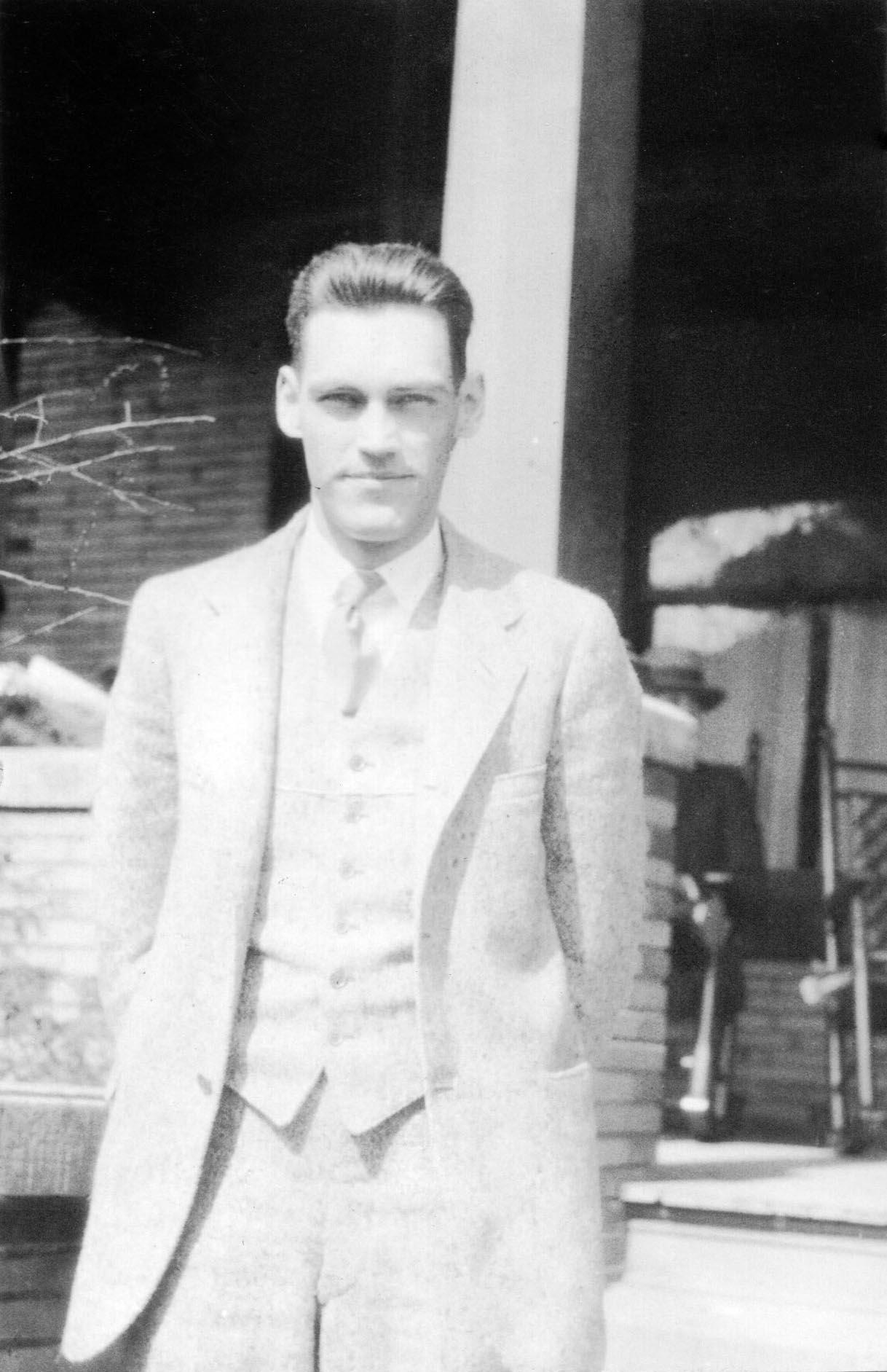 Francis J. Doan 1919