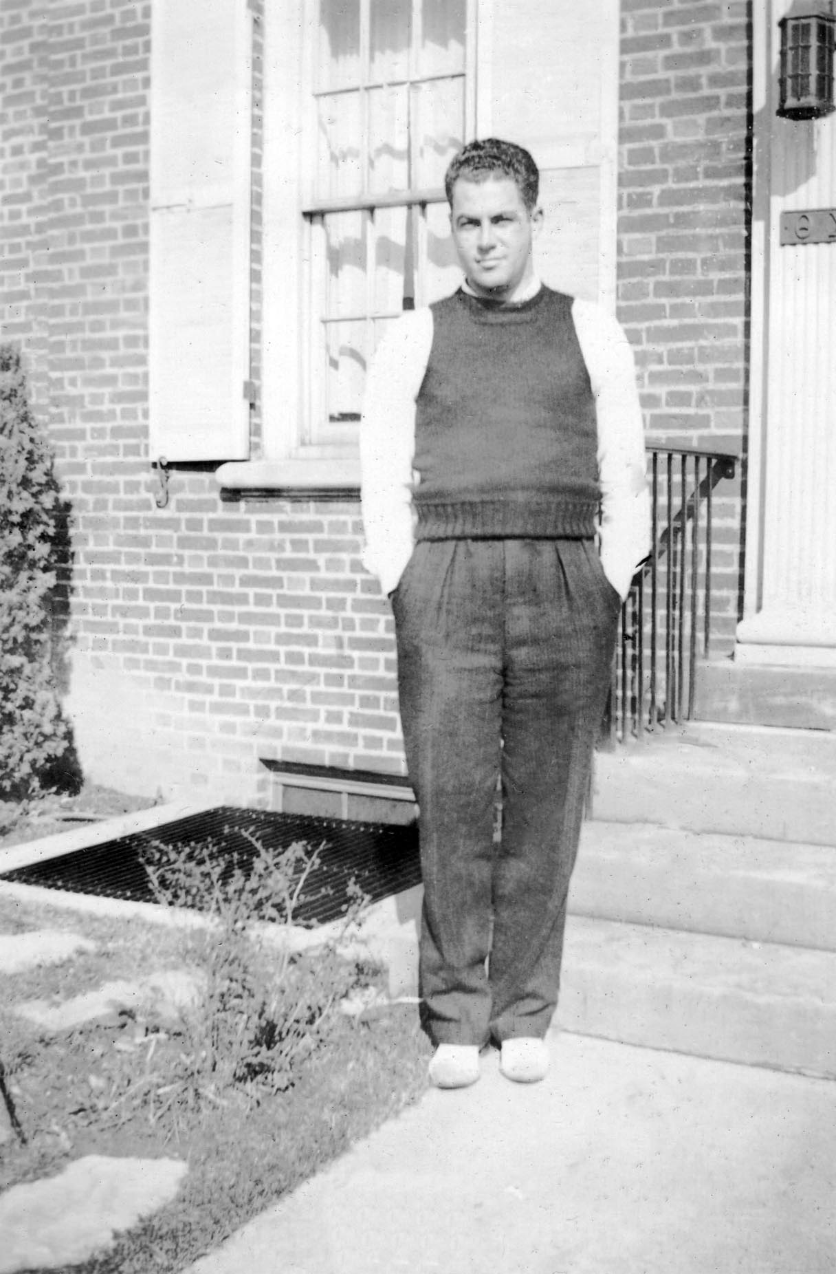 Henry T. Dodge, Jr. 1937 - Yonkers, NY