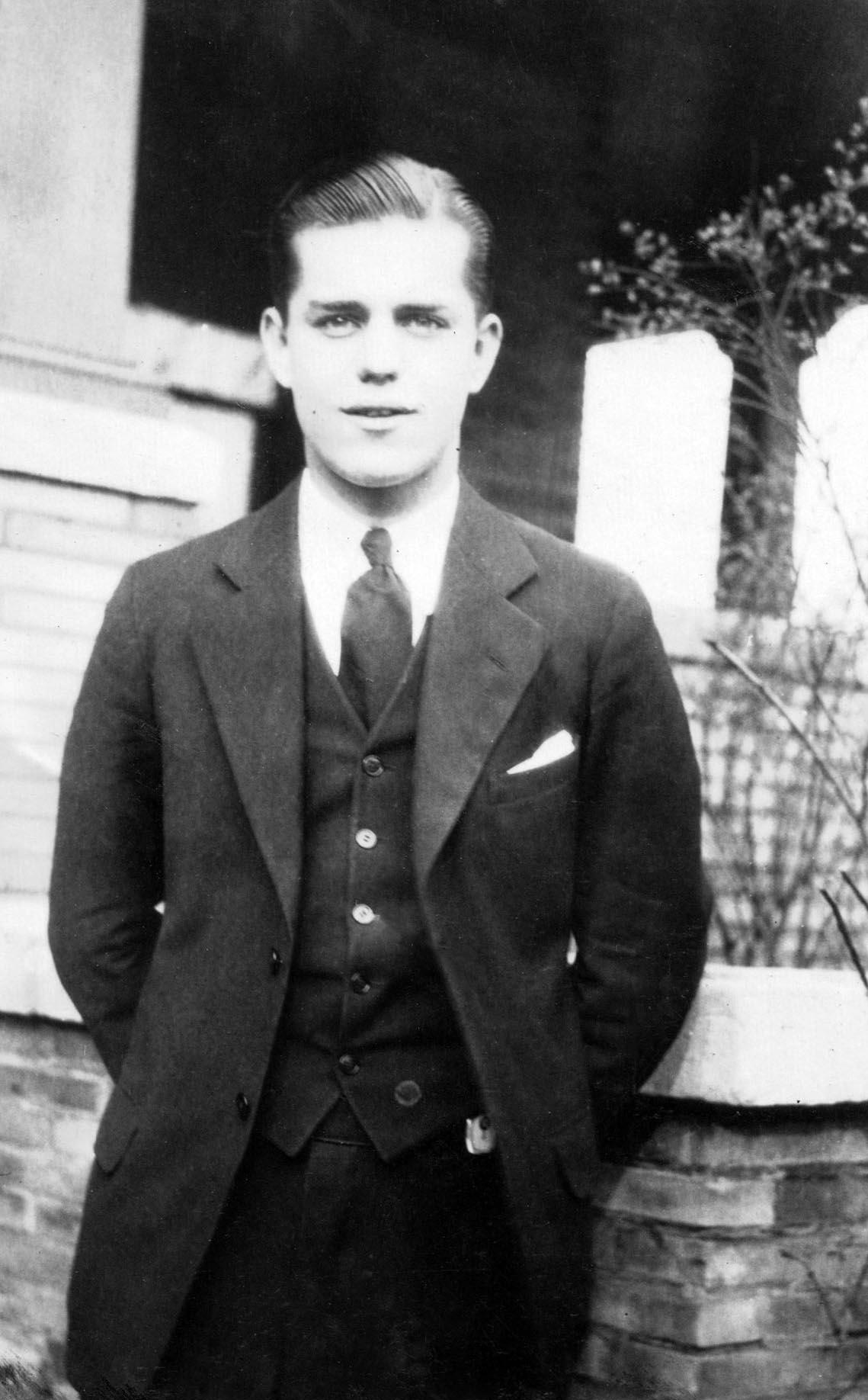 Edward W. White 1932
