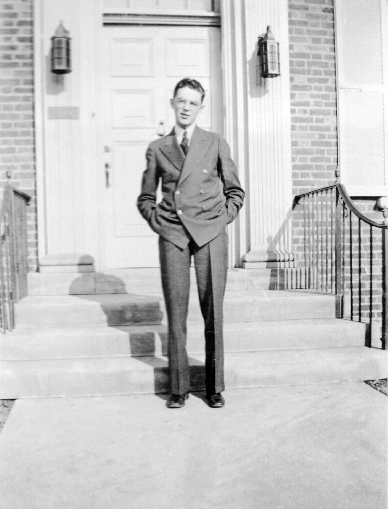 John A. Fay 1934