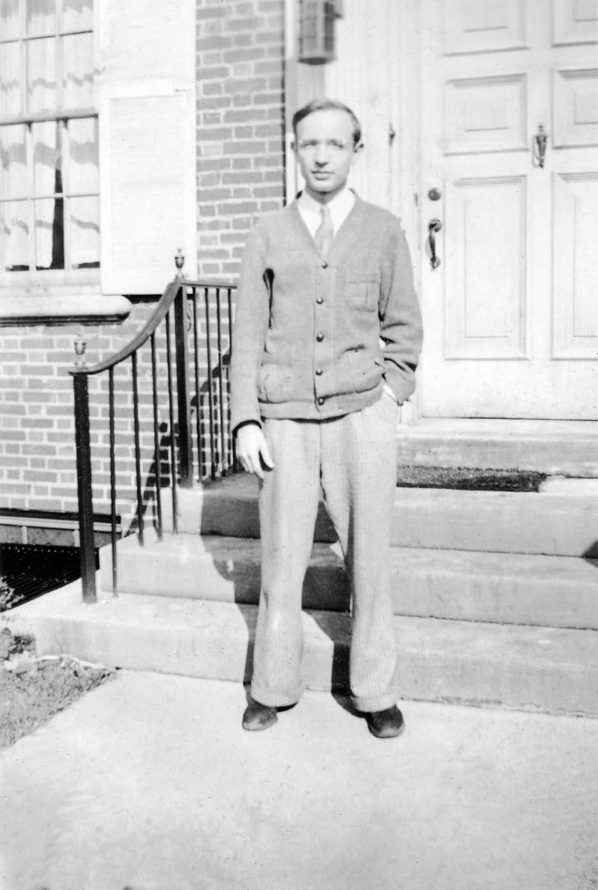 William C. Ferguson 1937, Williamsburg, PA