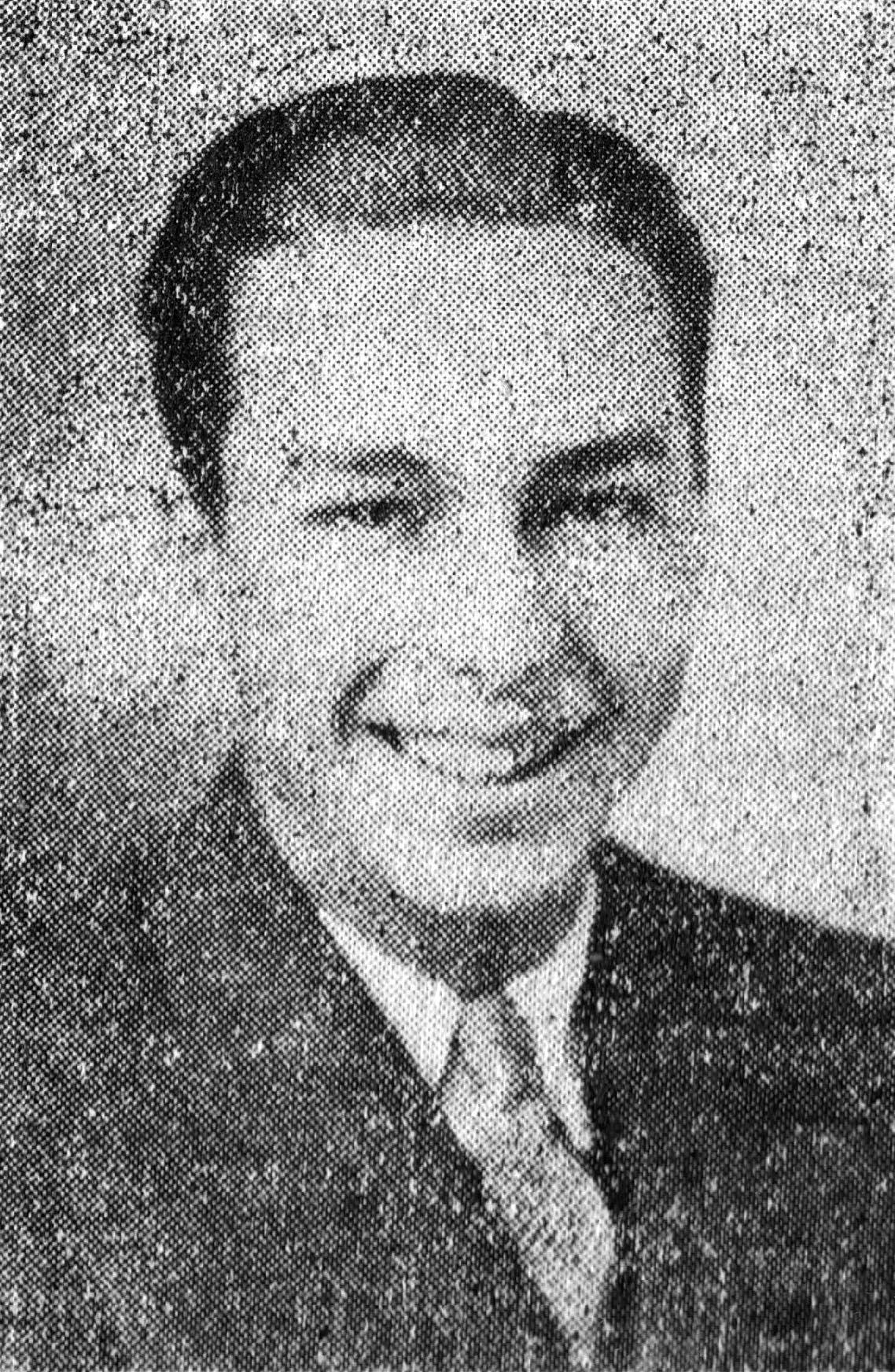 Richard A. Geuder 1929
