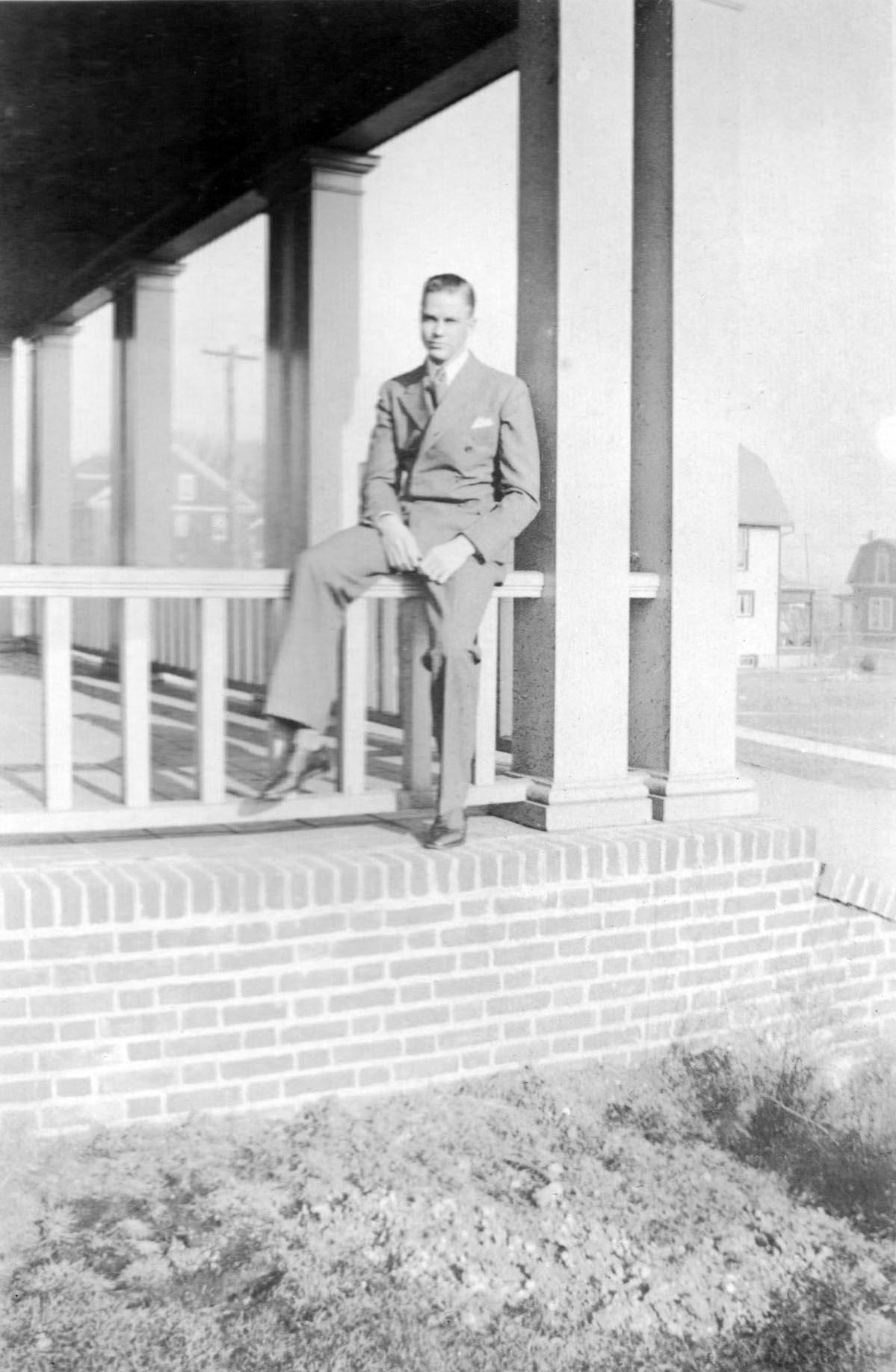Nelson W. Gilmer 1935