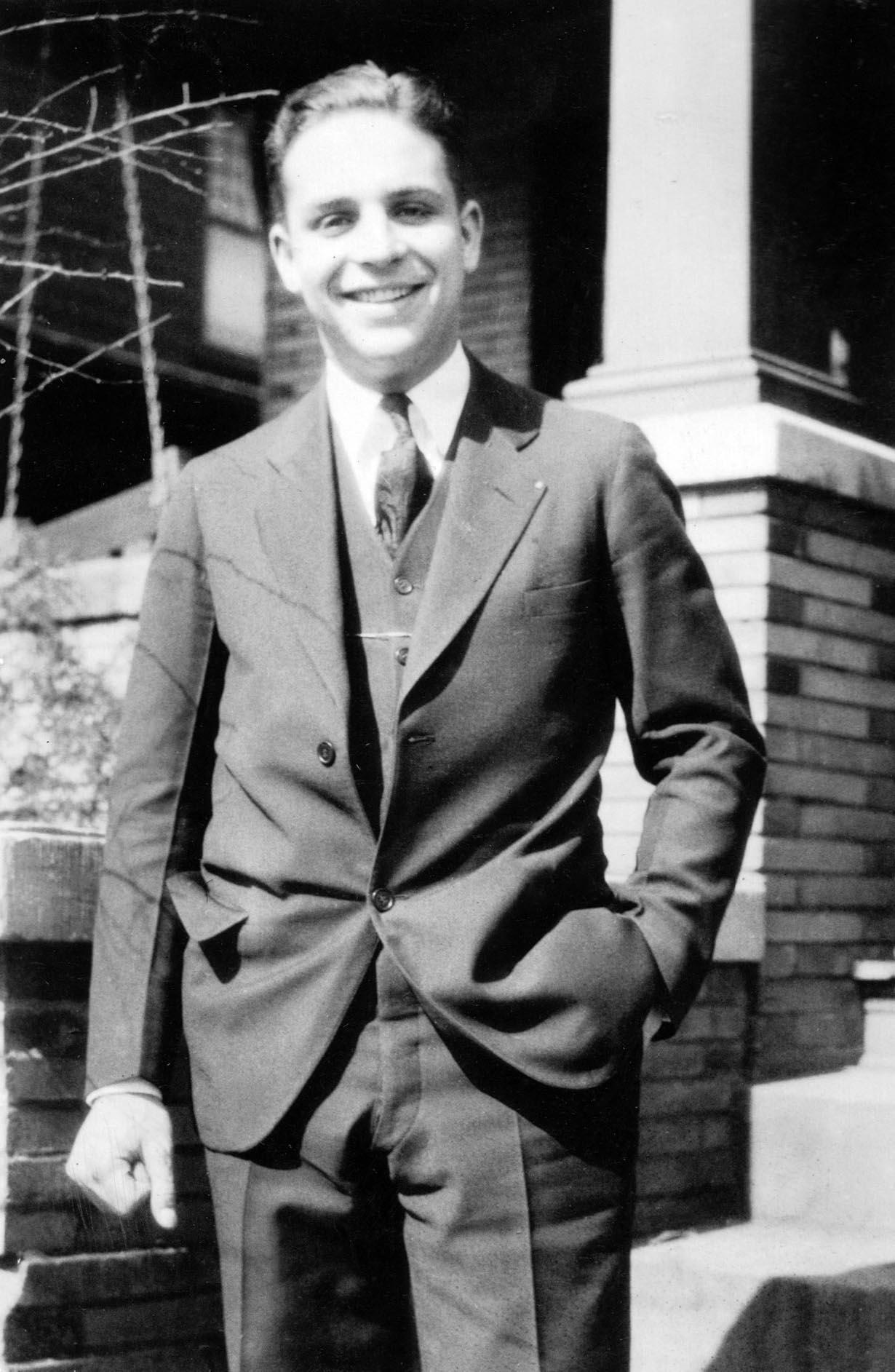 Harry V. Girard 1931