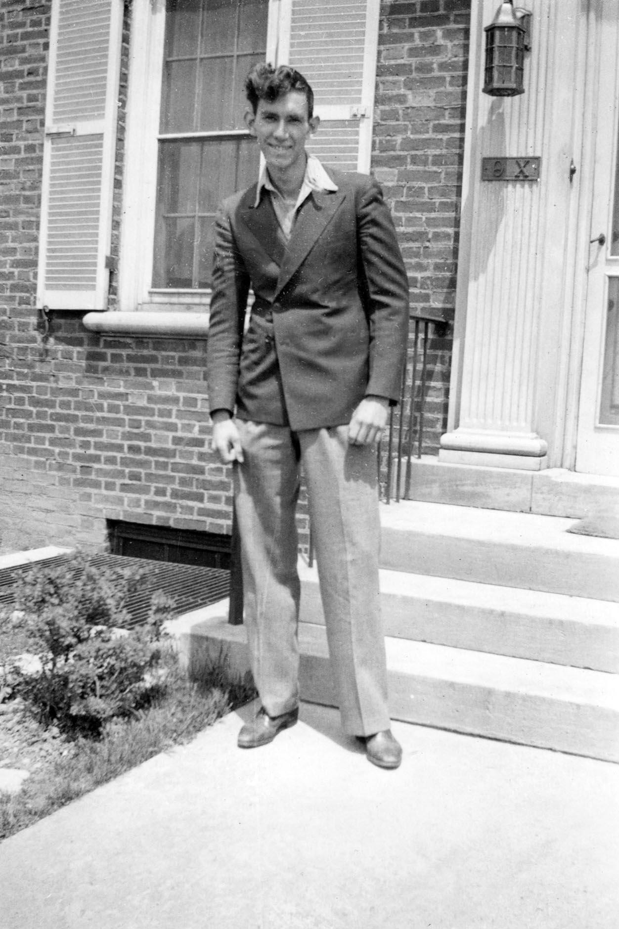 Harry Franklin Pierce 1943