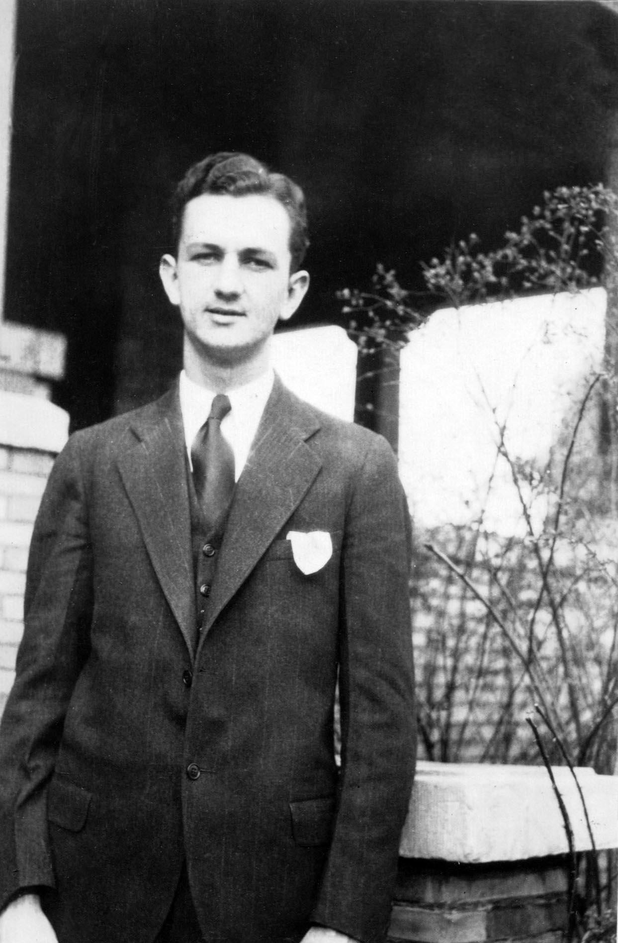 Guy W. Knight 1930
