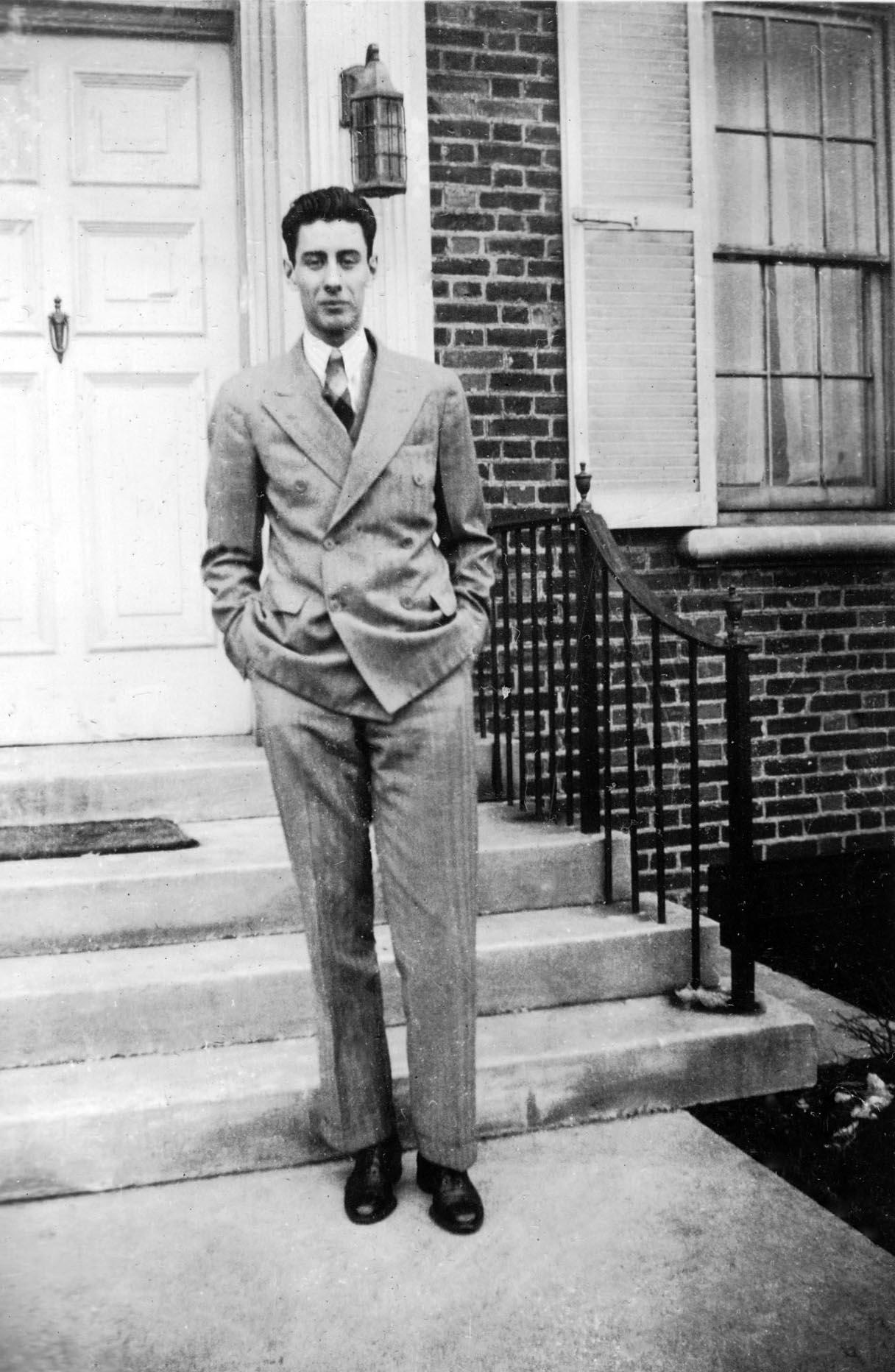 Richard H. Knowles 1938 - Philadelphia, PA