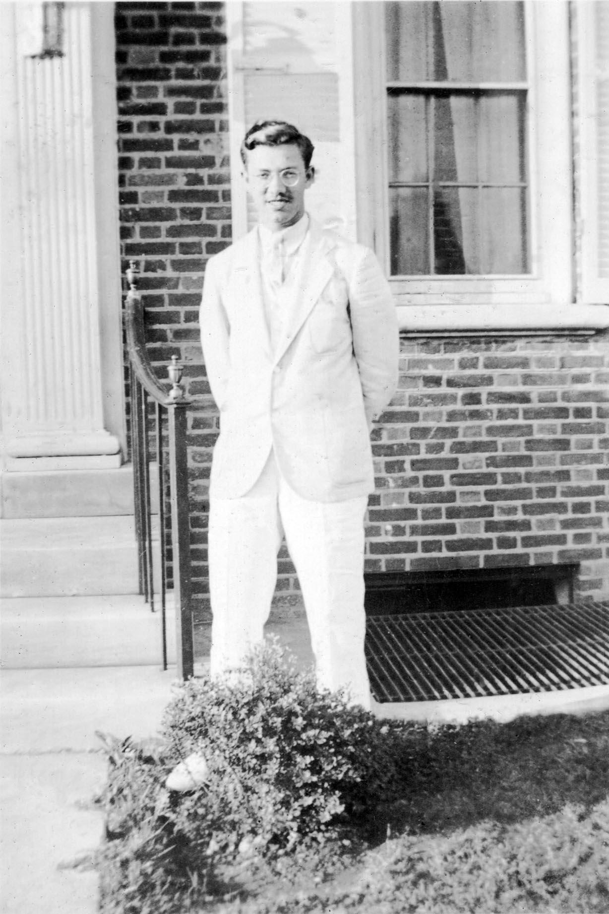 William  W. Logan 1937 - York, PA