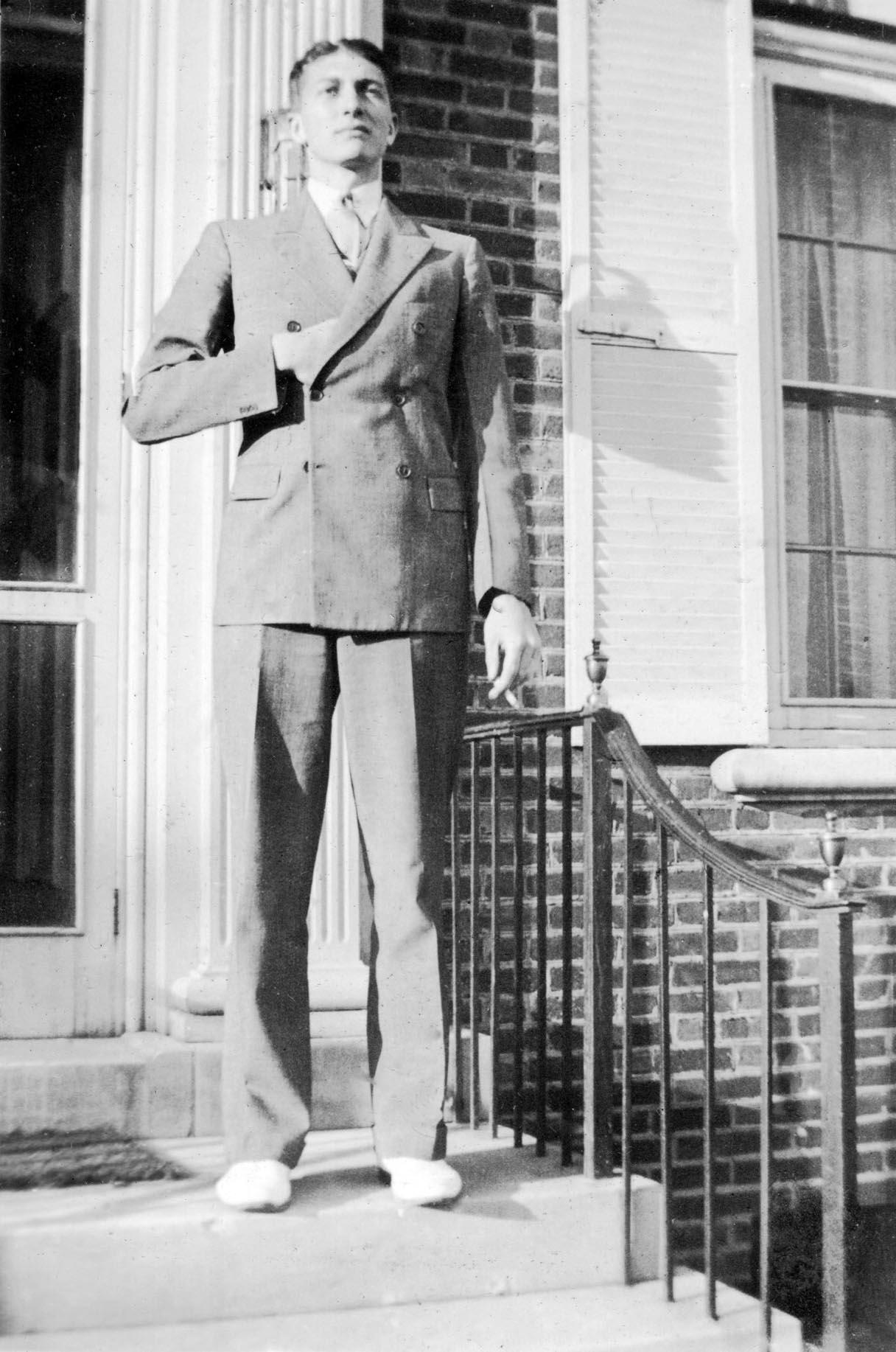 Daniel D. Mearns 1936 - PA