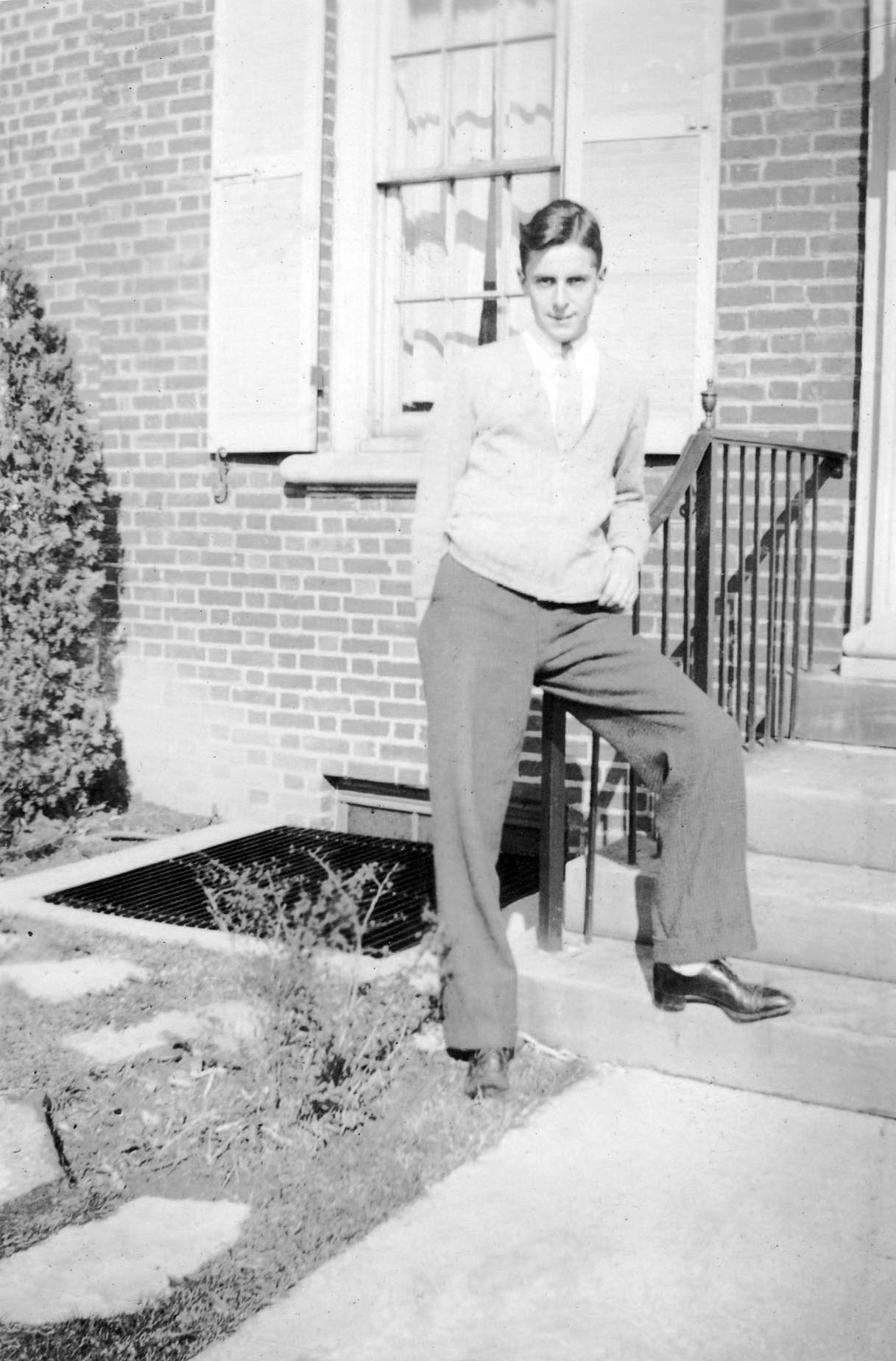 John M. Metzger 1939, Bellevue, PA