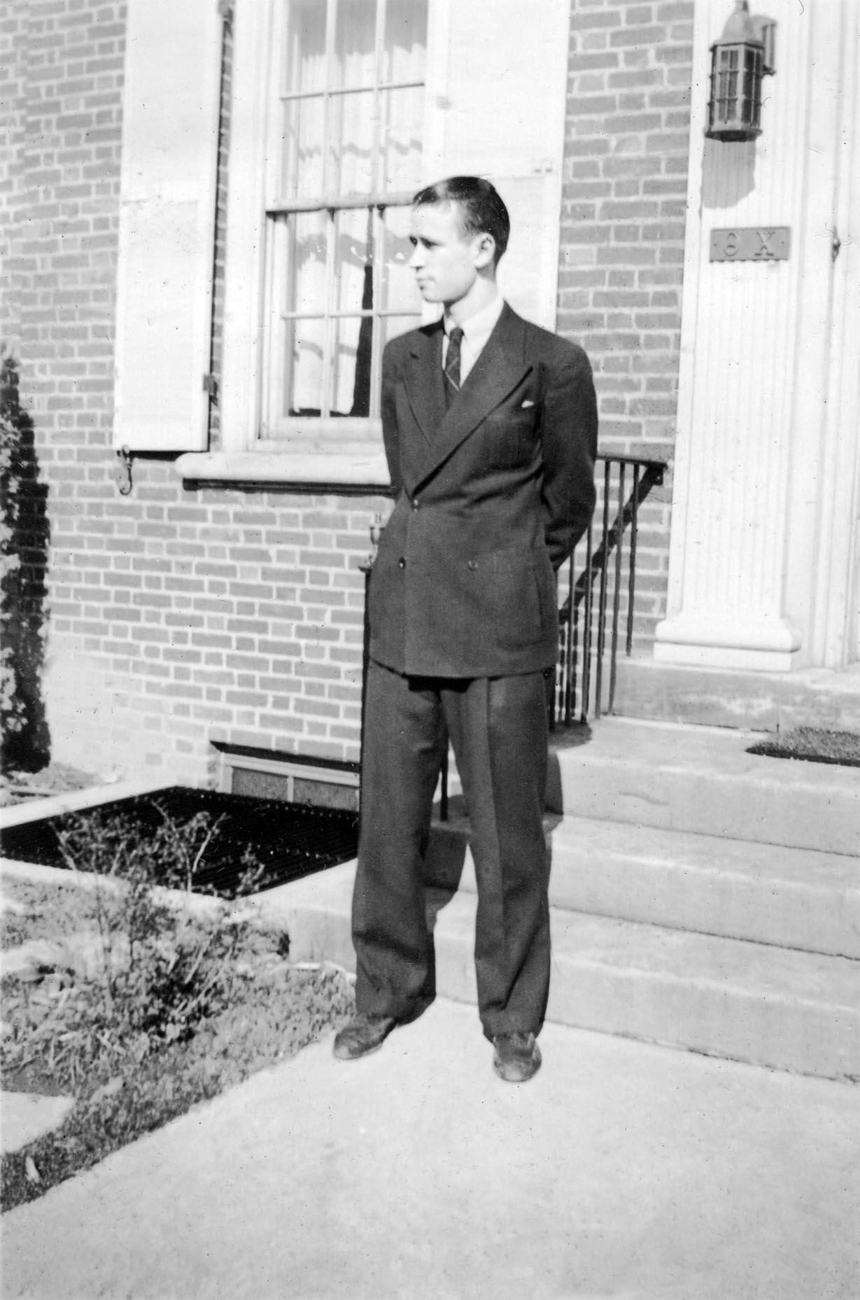 Jack M. Patterson 1937 - Pittsburgh, PA