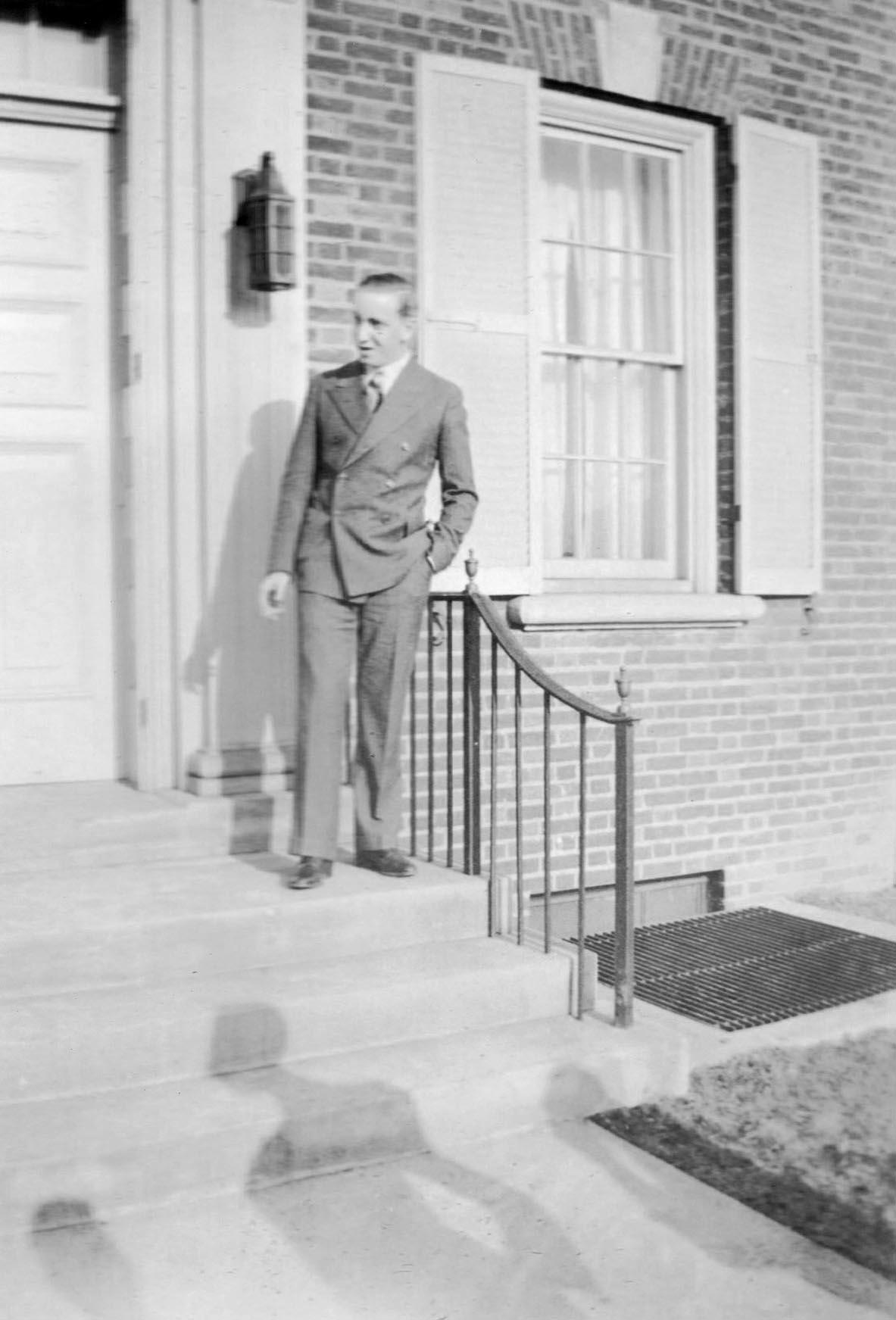 Franklin H. Pritchard Jr. 1936