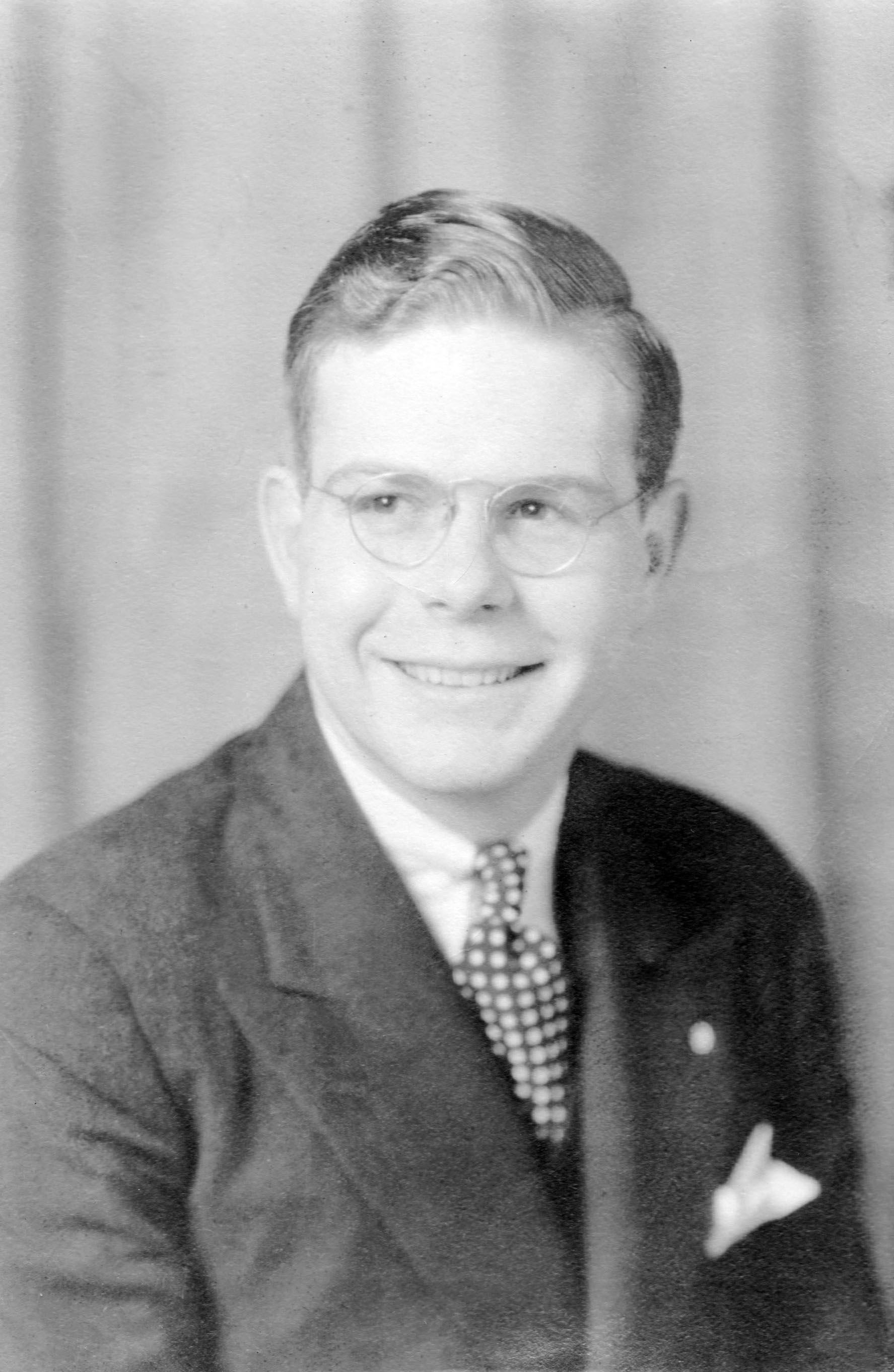 Richard F. Maize 1937