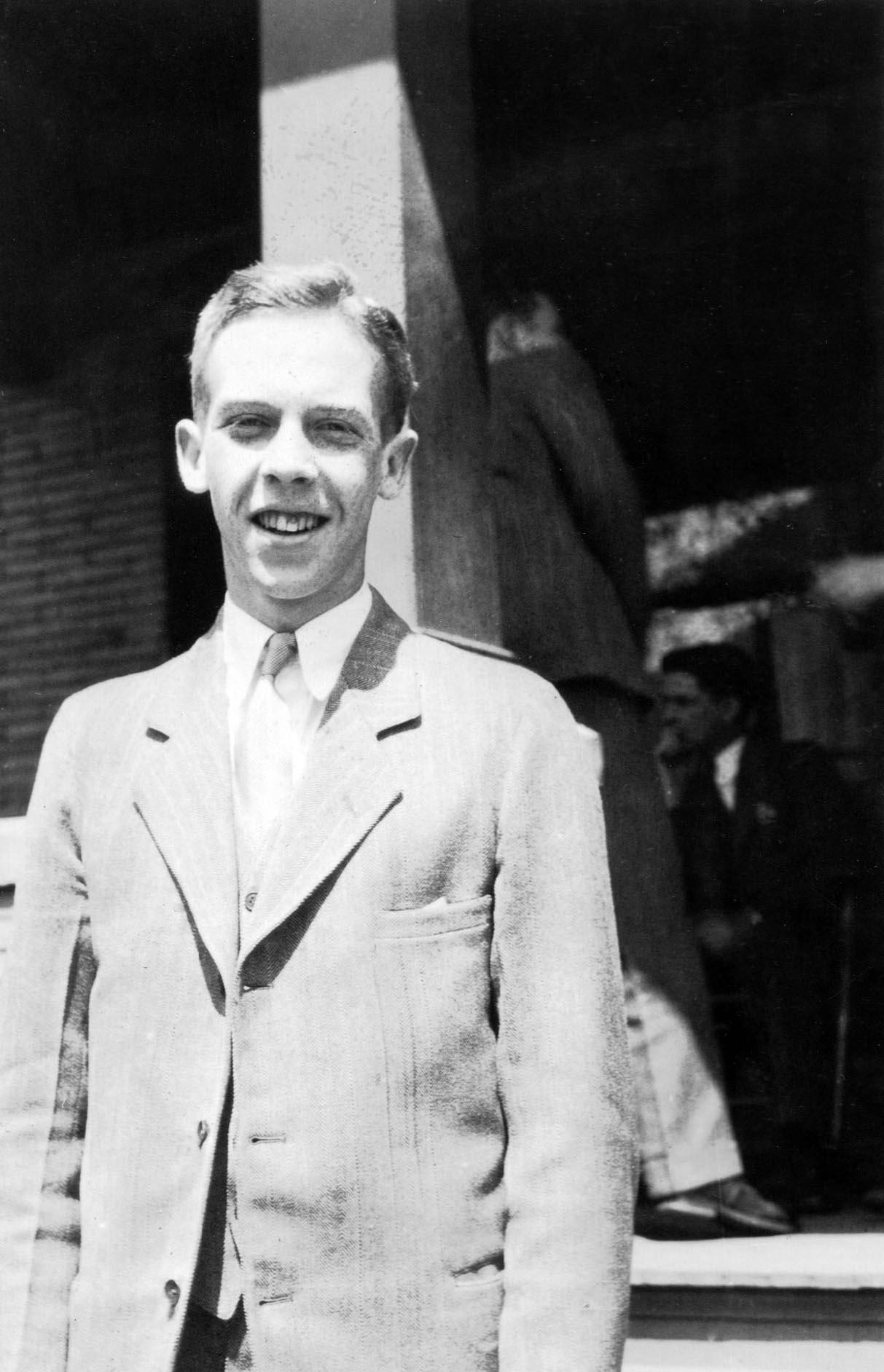 Ross G. Miller 1931