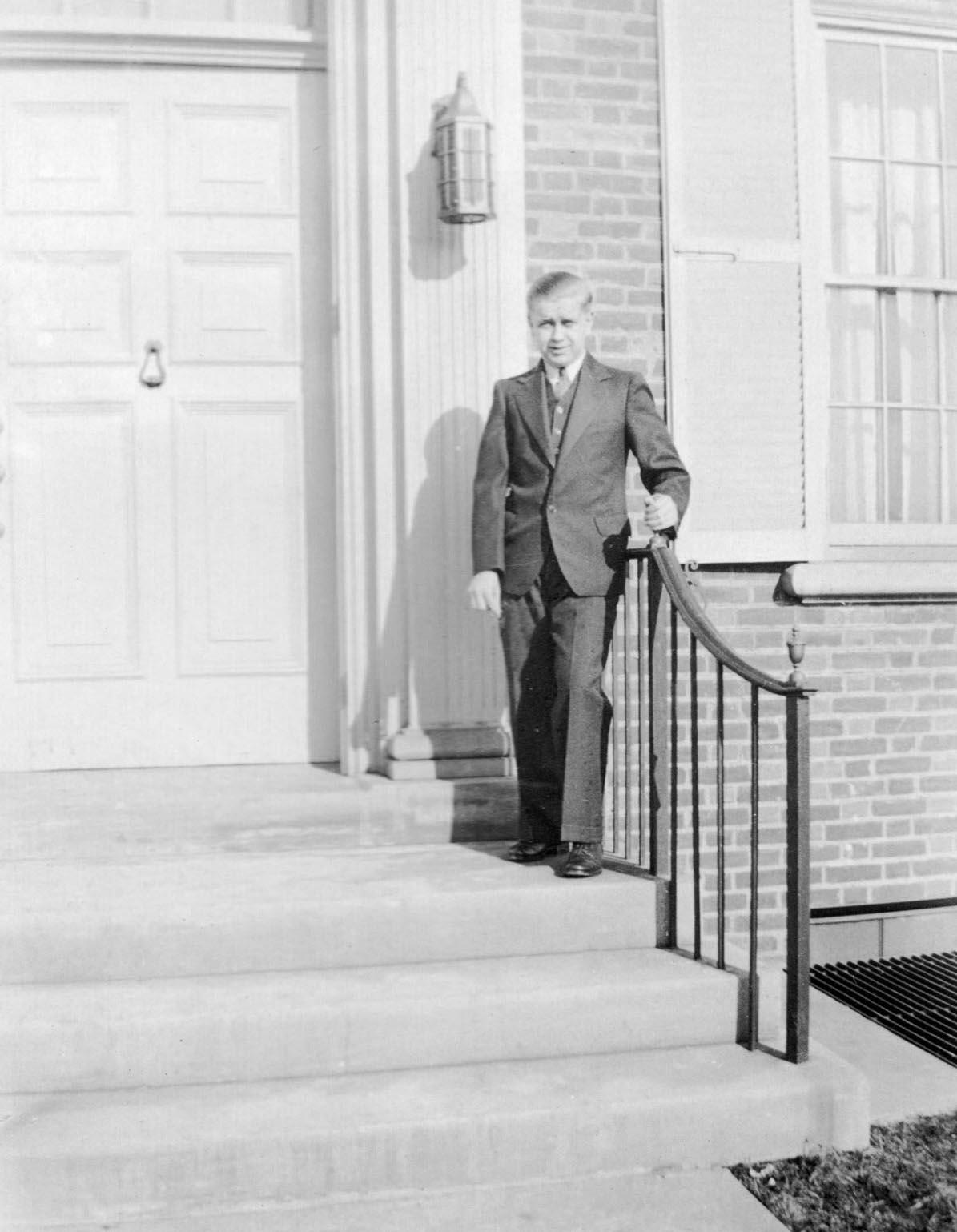 Charles C. Saunders 1934