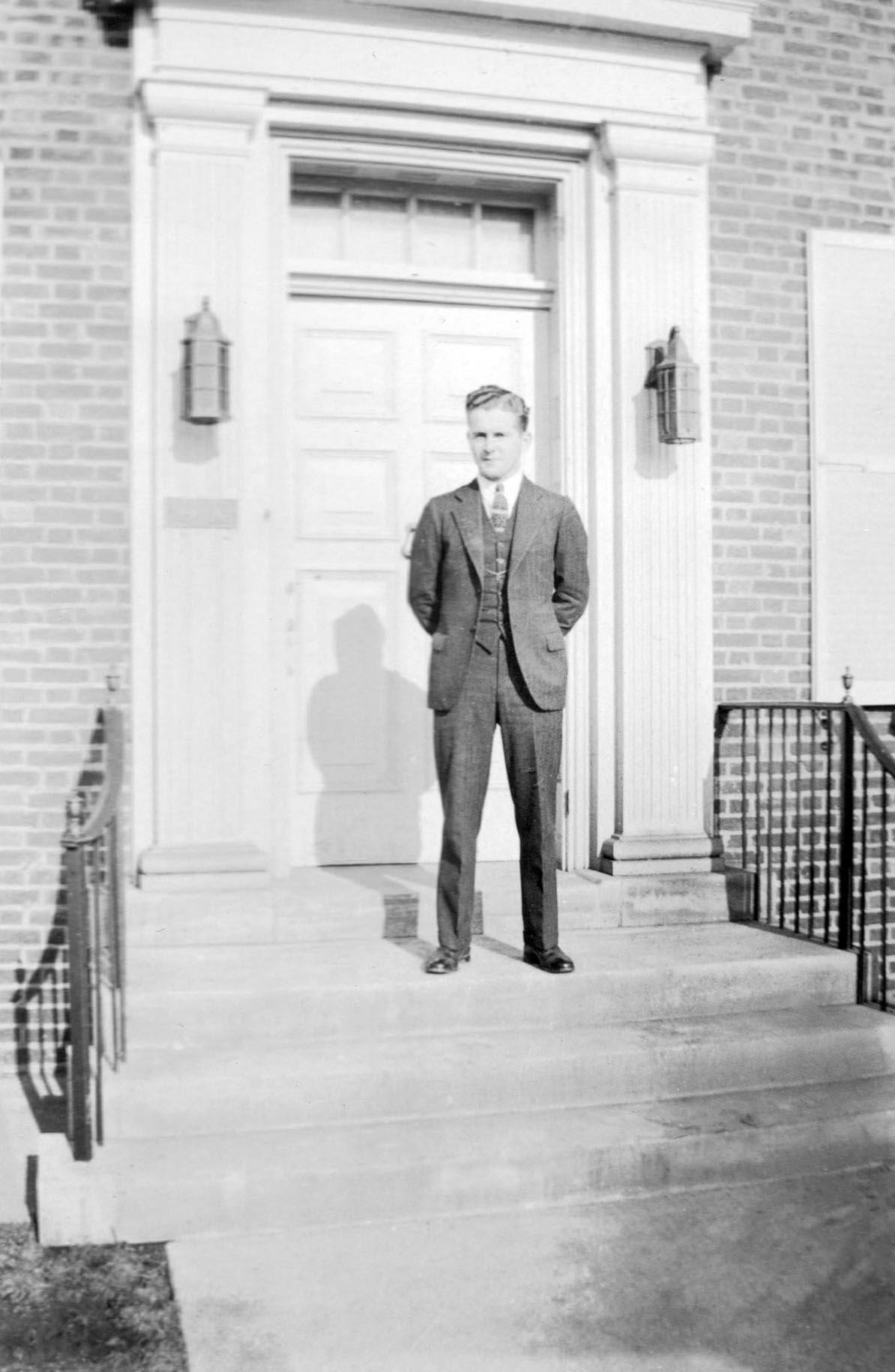 John P. Schwenk 1935