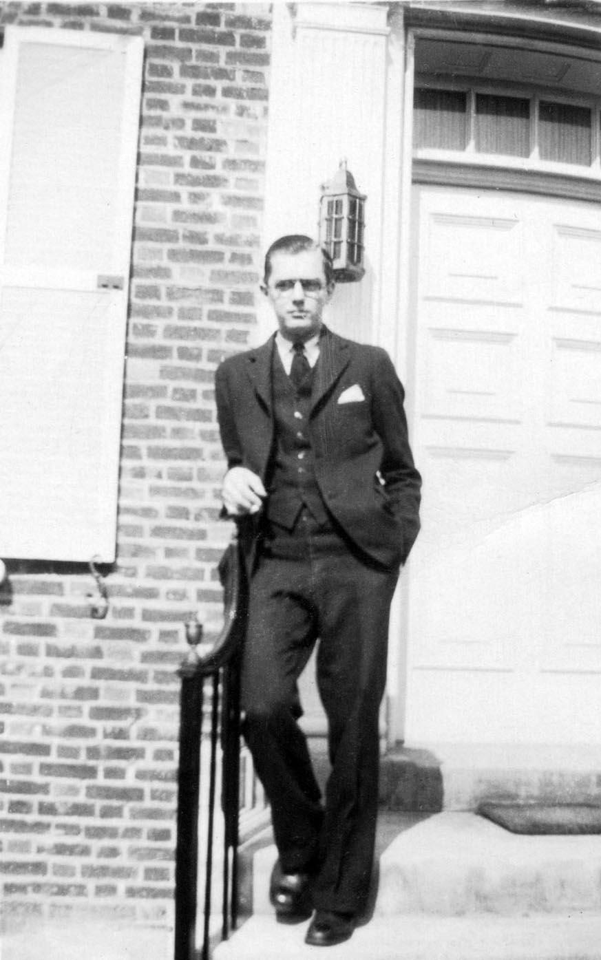 Jennings F. Stright 1933