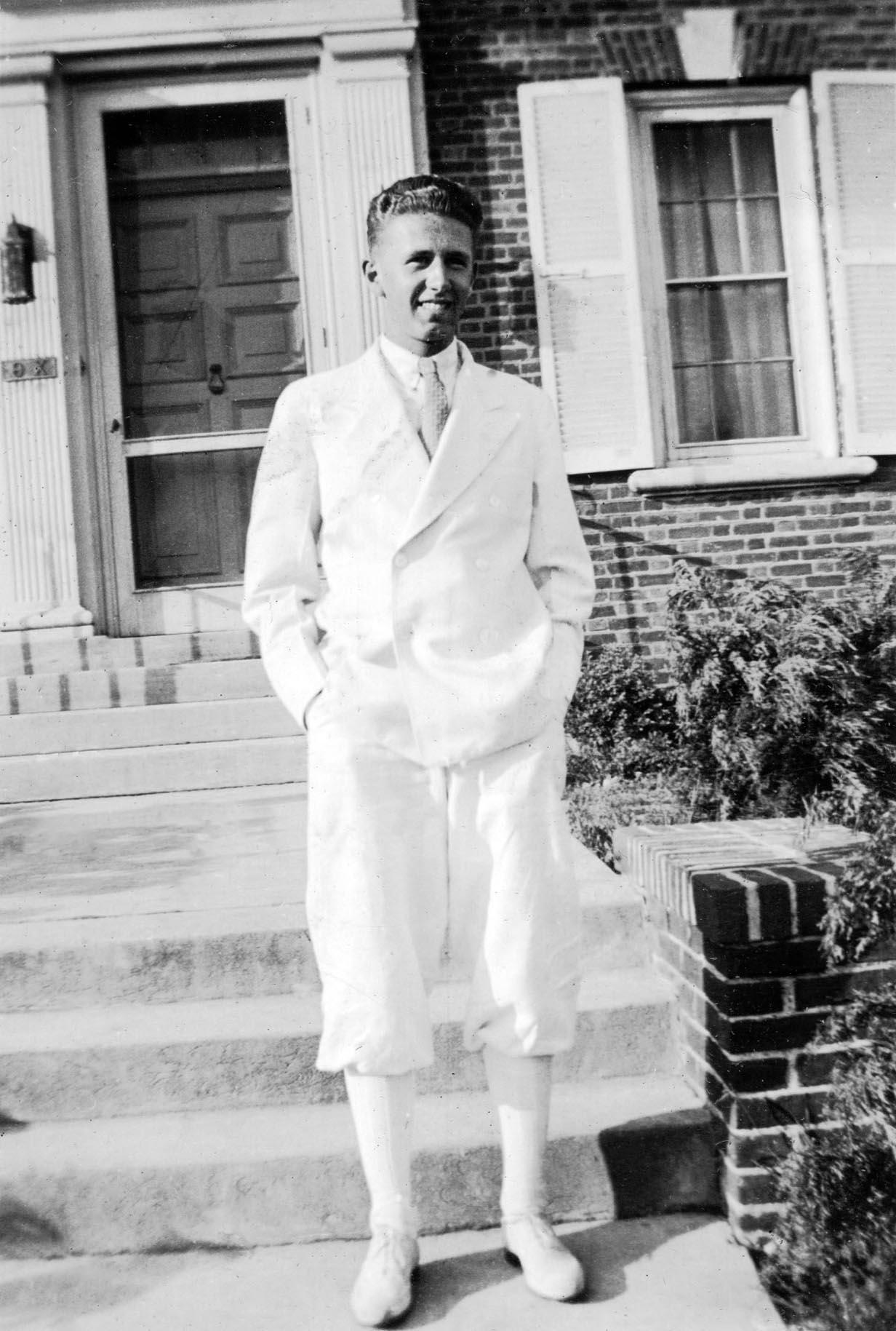 Alfred M. Tyson 1937 - PA