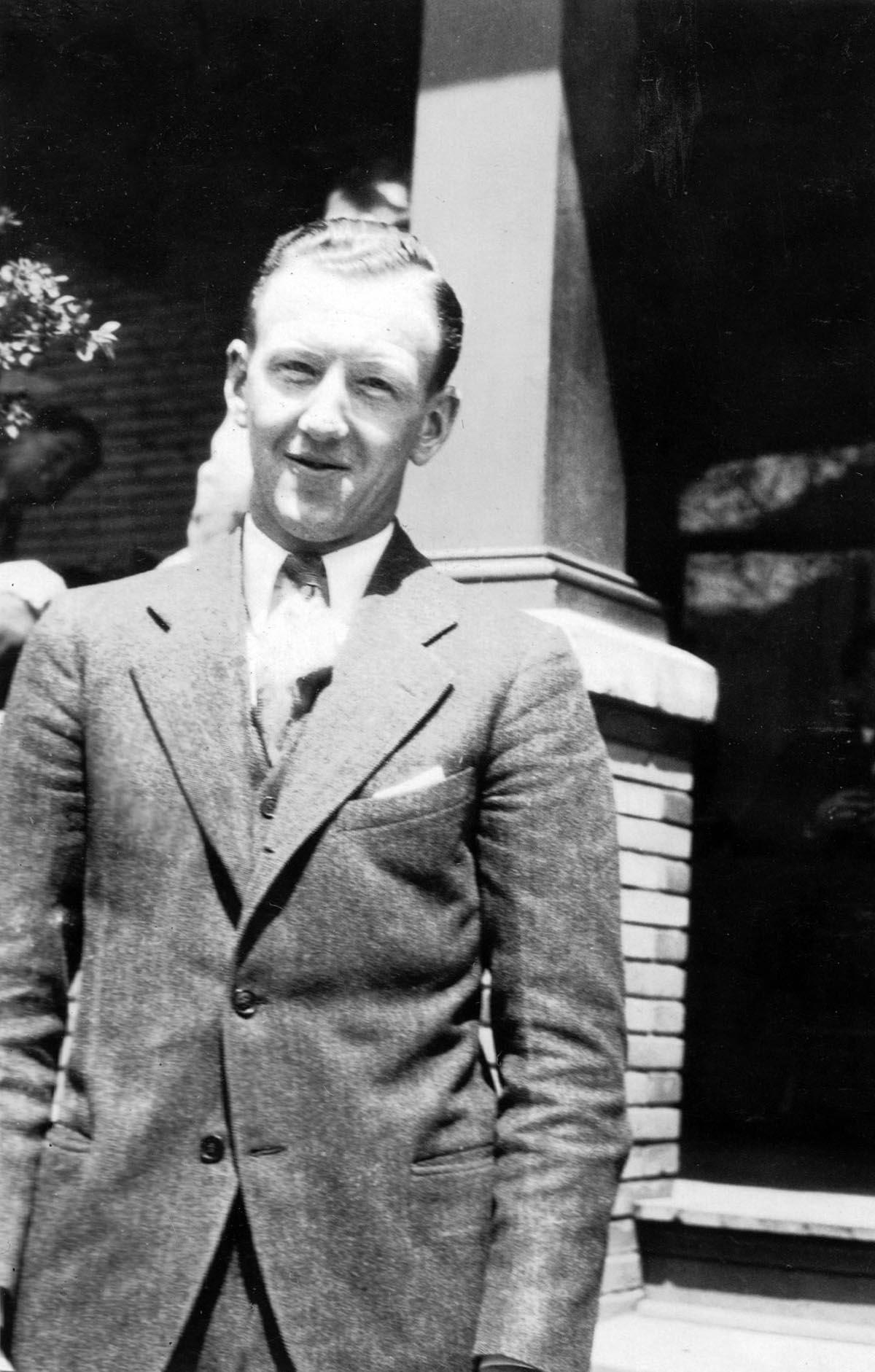 Harry C. Valentine 1929