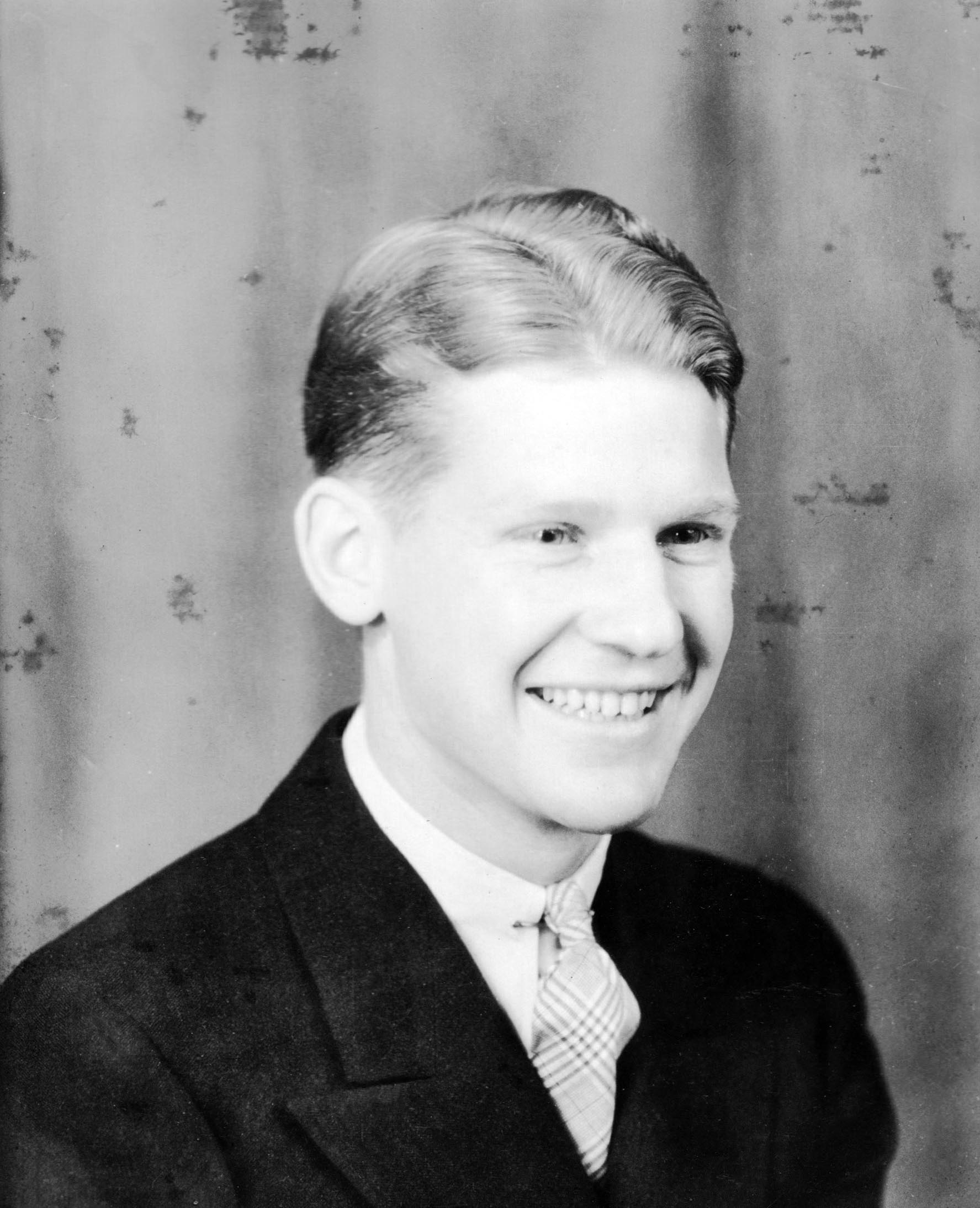 Ernest D. Wilby 1934